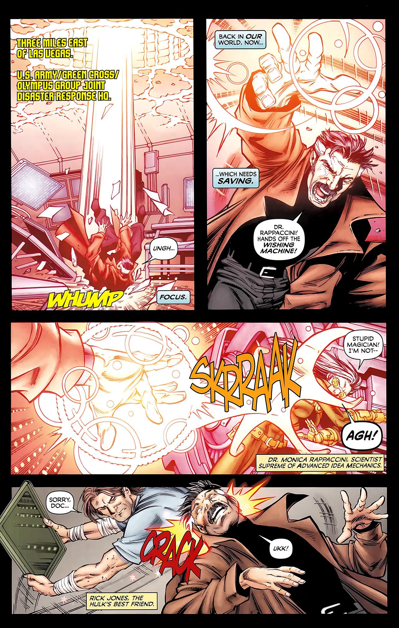 Incredible Hulks (2010) #635 #26 - English 9