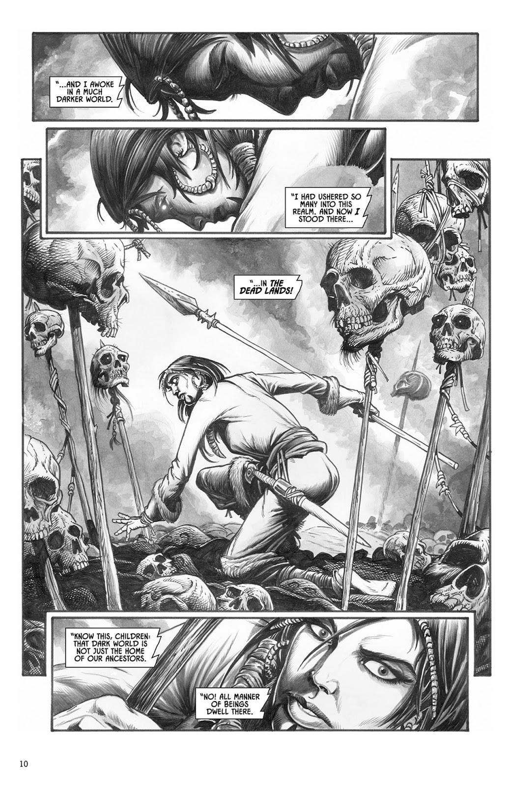 Creepy (2009) Issue #5 #5 - English 12