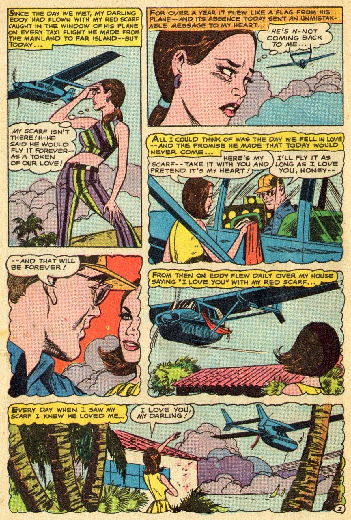 Read online Secret Hearts comic -  Issue #119 - 4
