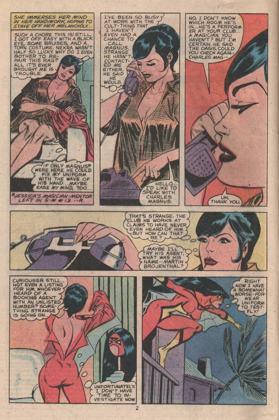 Spider-Woman (1978) Issue #17 #17 - English 3