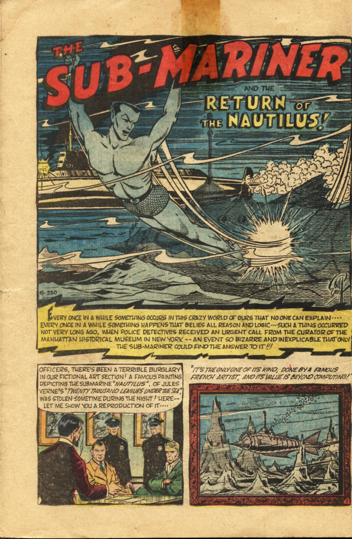 Sub-Mariner Comics #41 #41 - English 13
