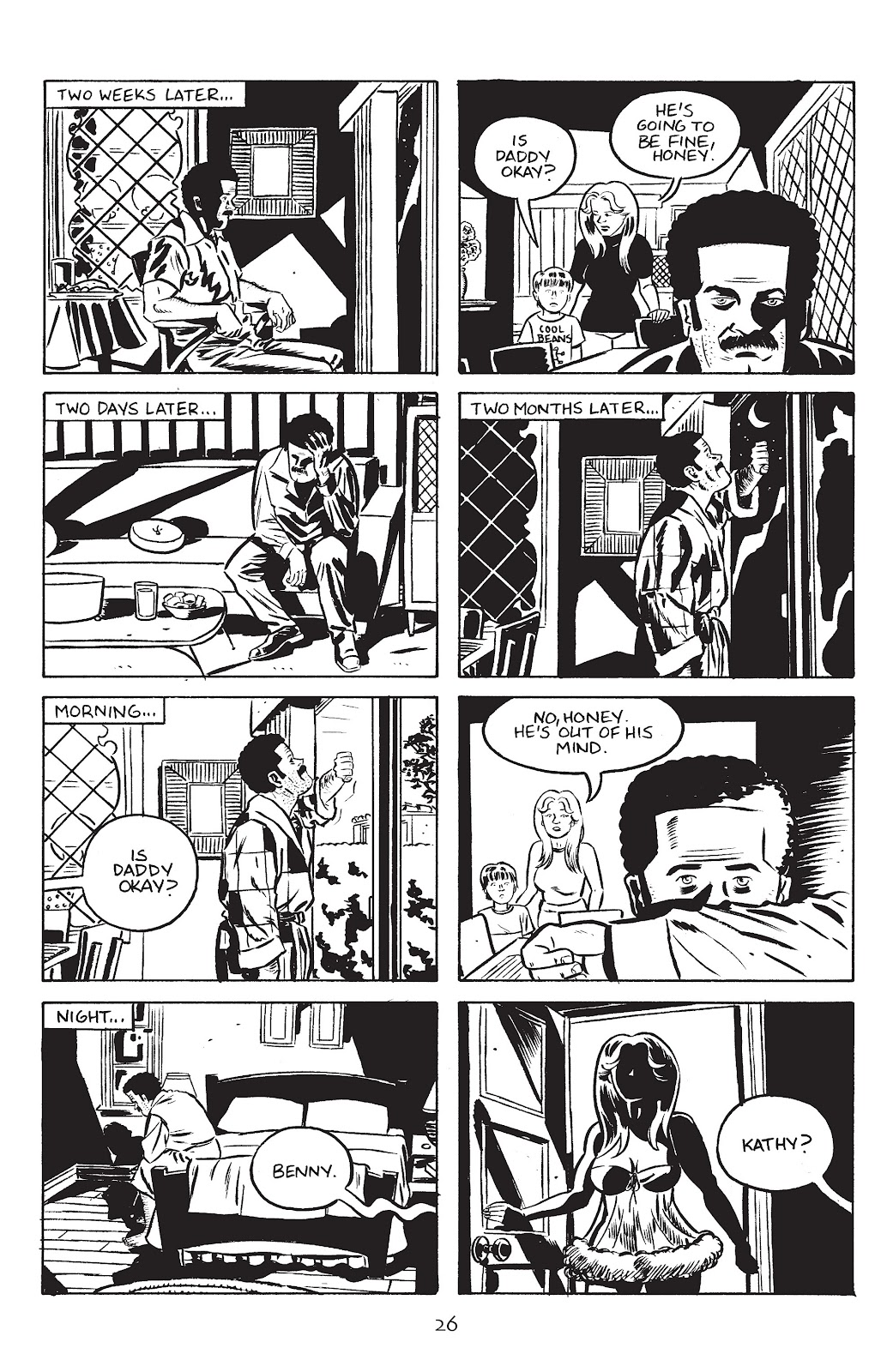 Stray Bullets Issue #21 #21 - English 28