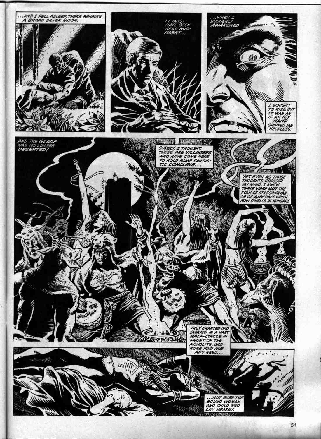 The Savage Sword Of Conan Issue #74 #75 - English 49