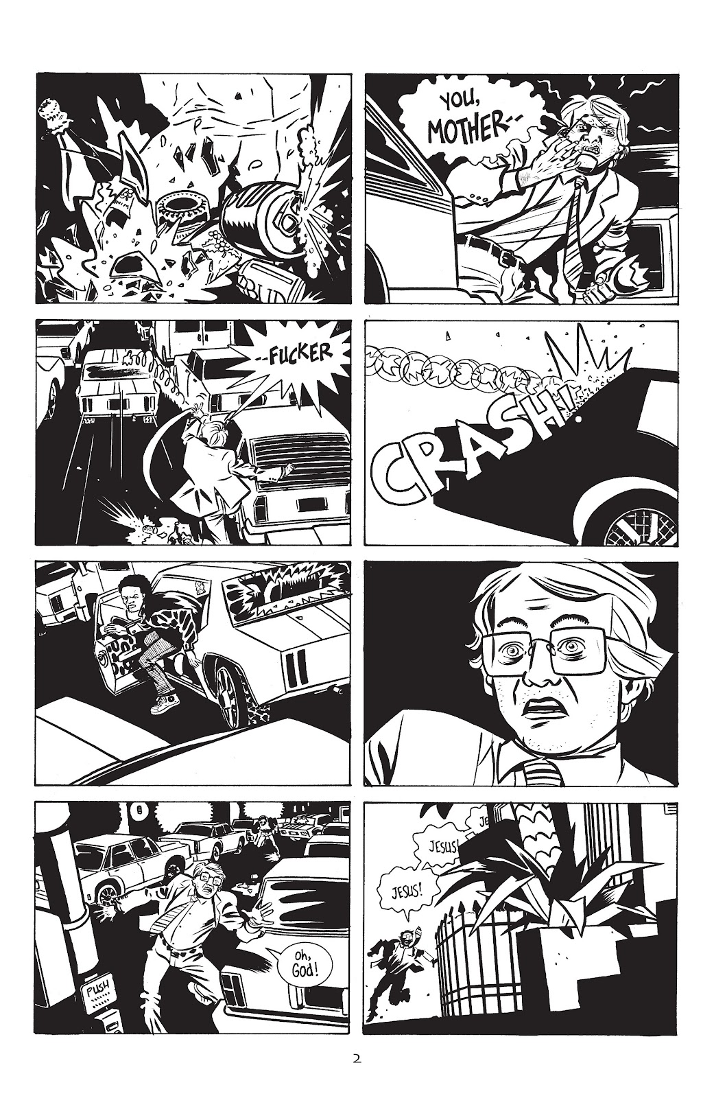 Stray Bullets Issue #16 #16 - English 4