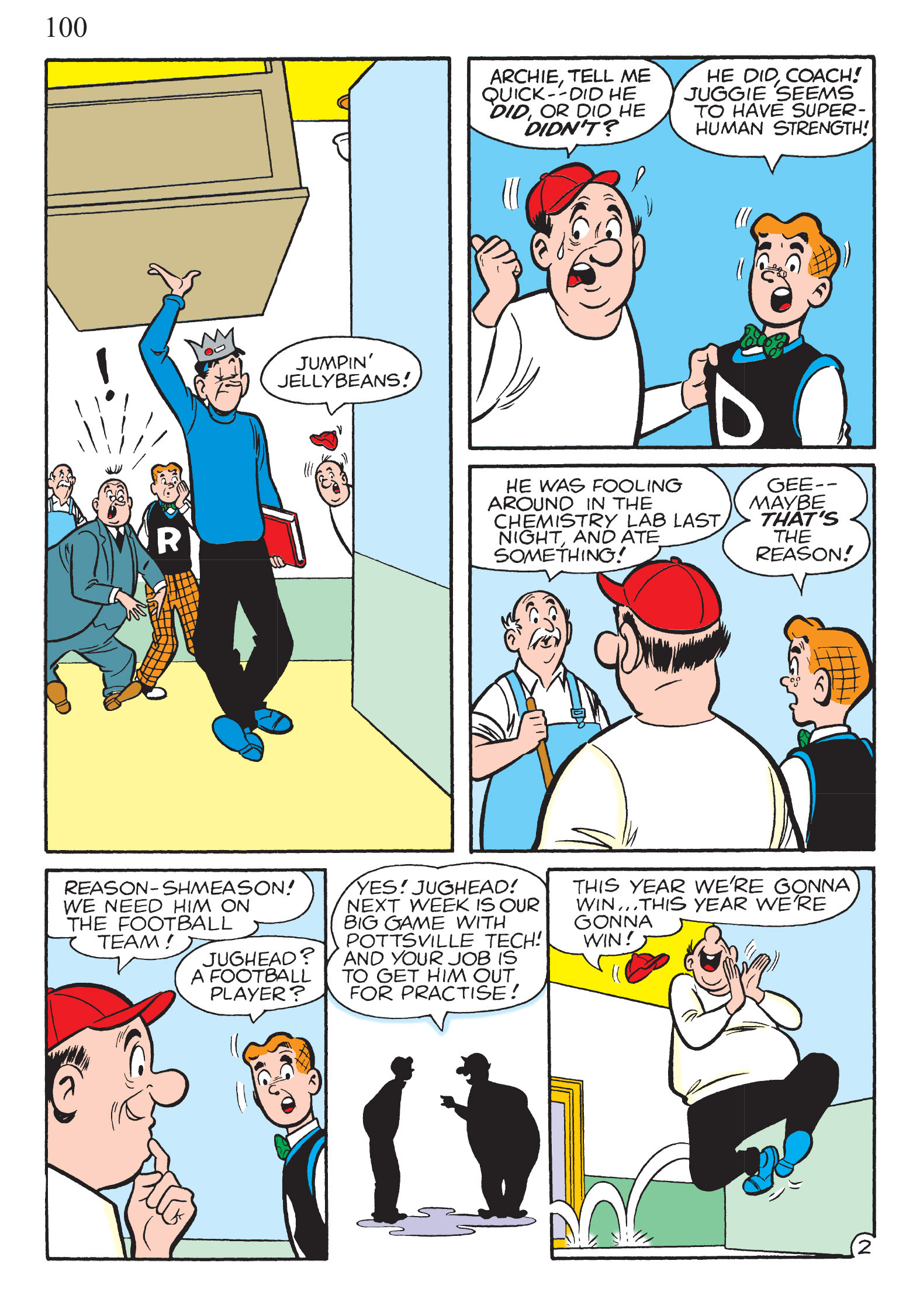 Read online The Best of Archie Comics comic -  Issue # TPB 2 (Part 1) - 102