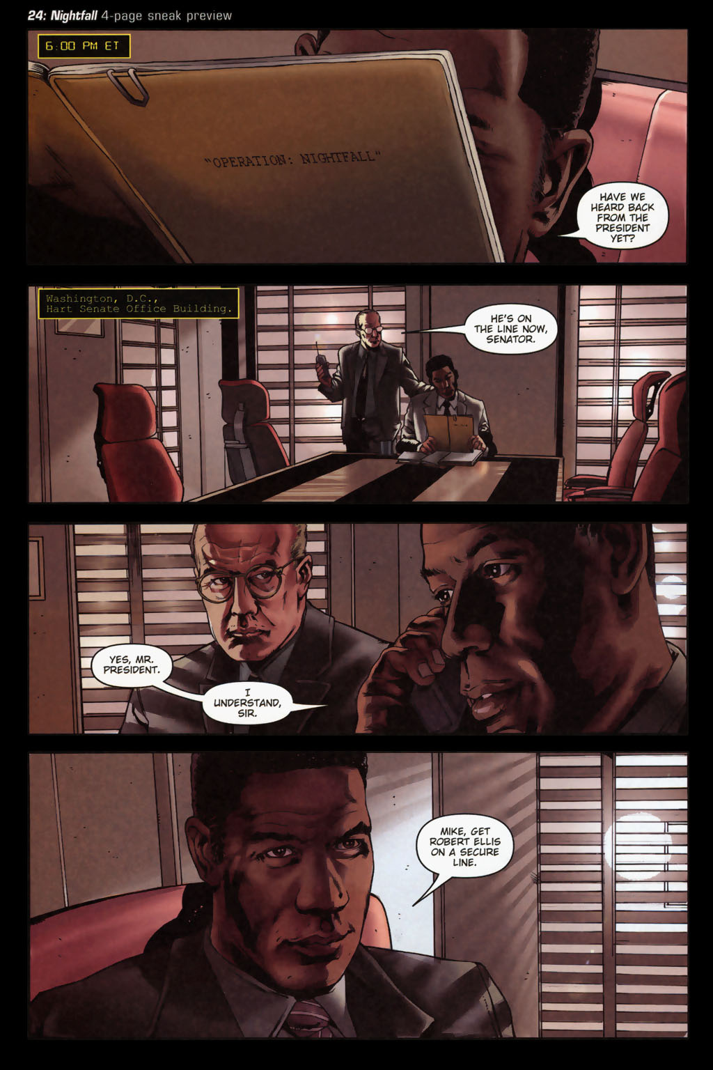 Zombies vs. Robots (2006) Issue #1 Page 28