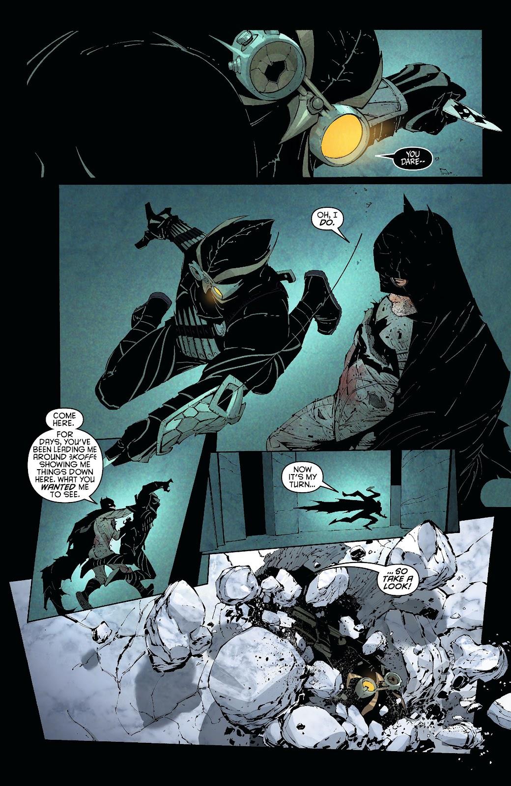 Batman (2011) Issue #6 #21 - English 17