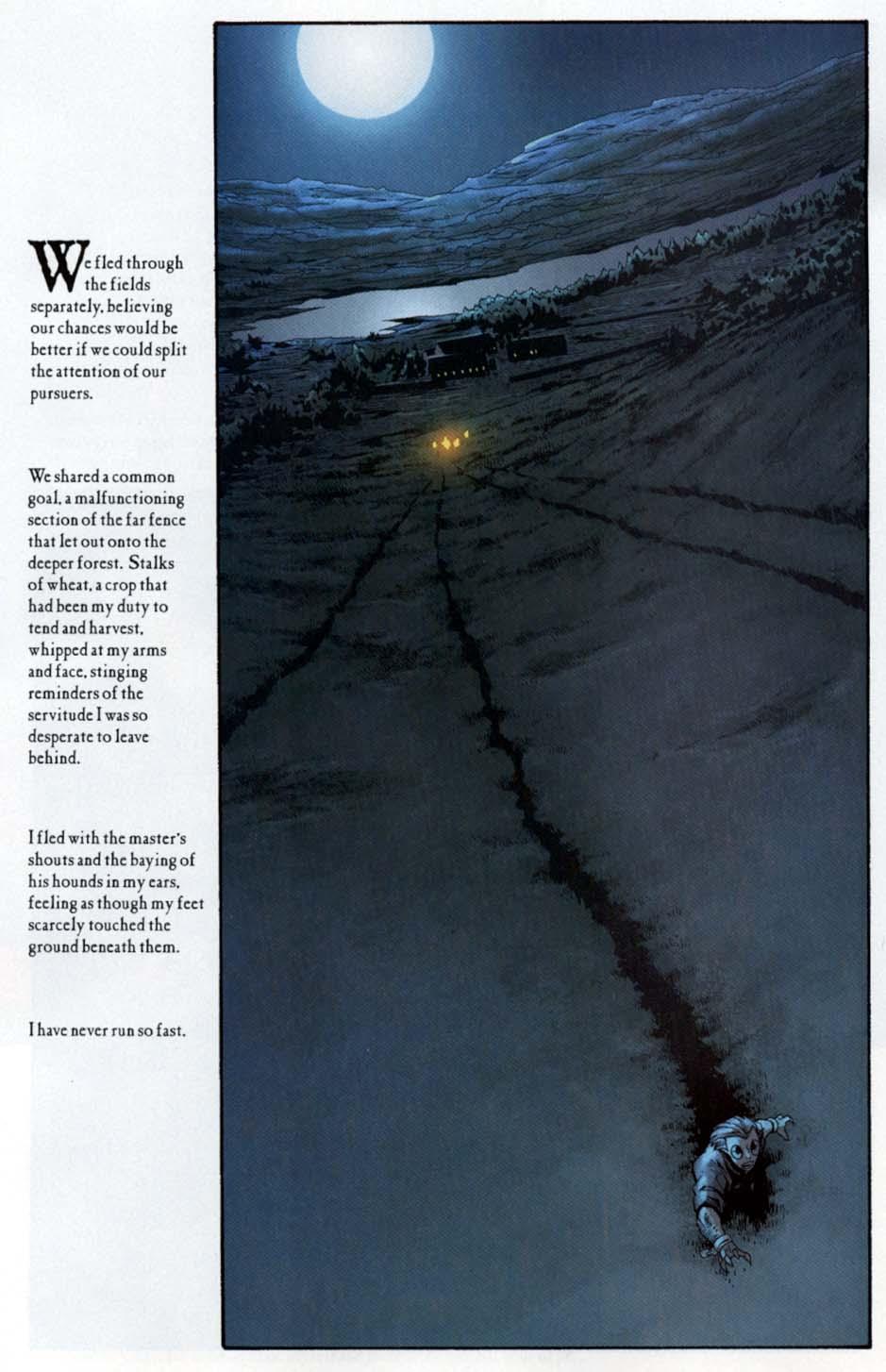 Read online Scion comic -  Issue #26 - 6
