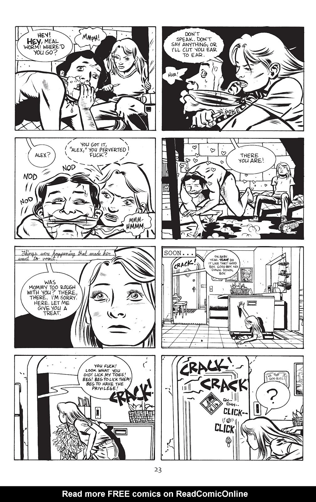 Stray Bullets Issue #15 #15 - English 25