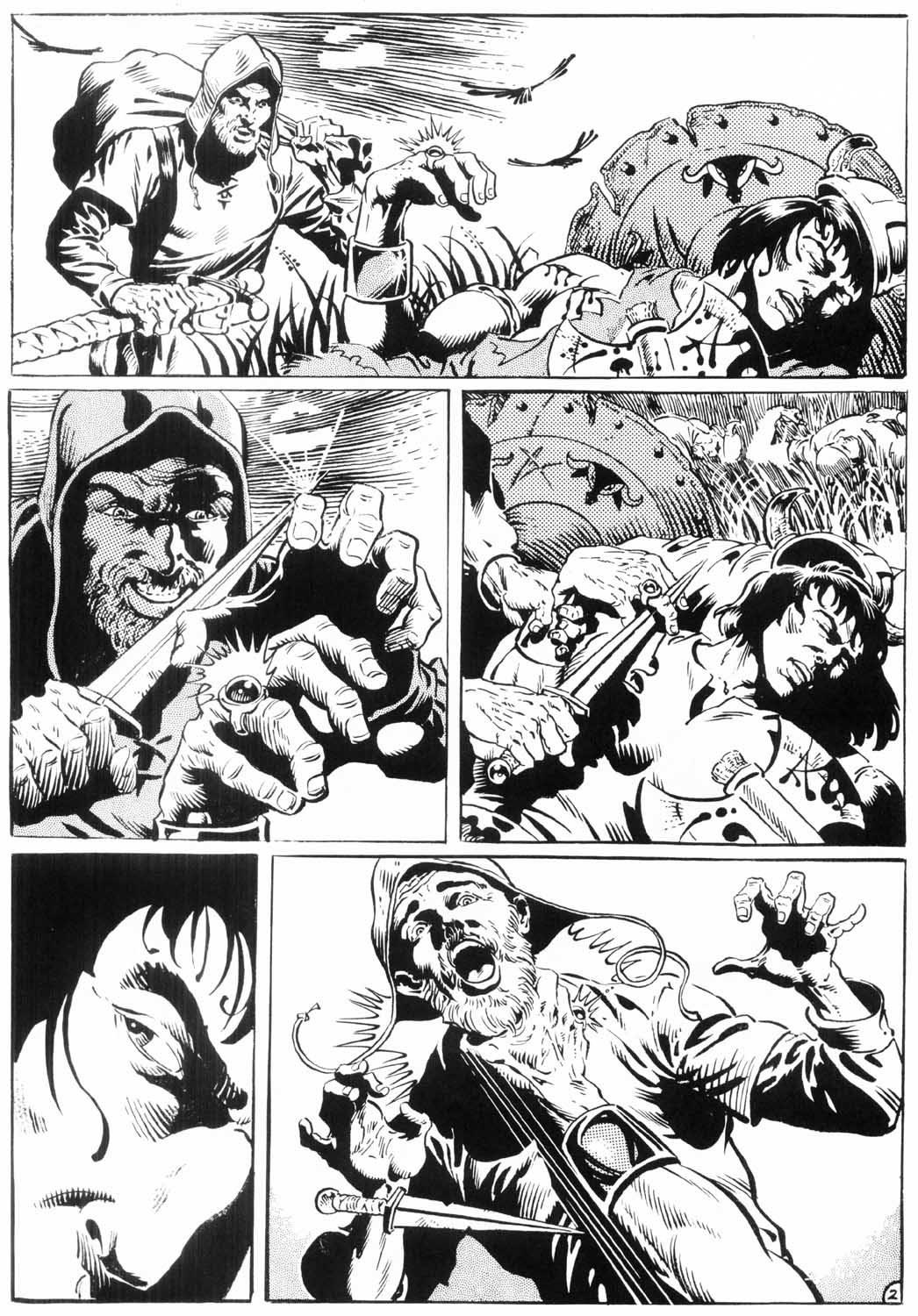 The Savage Sword Of Conan Issue #154 #155 - English 52