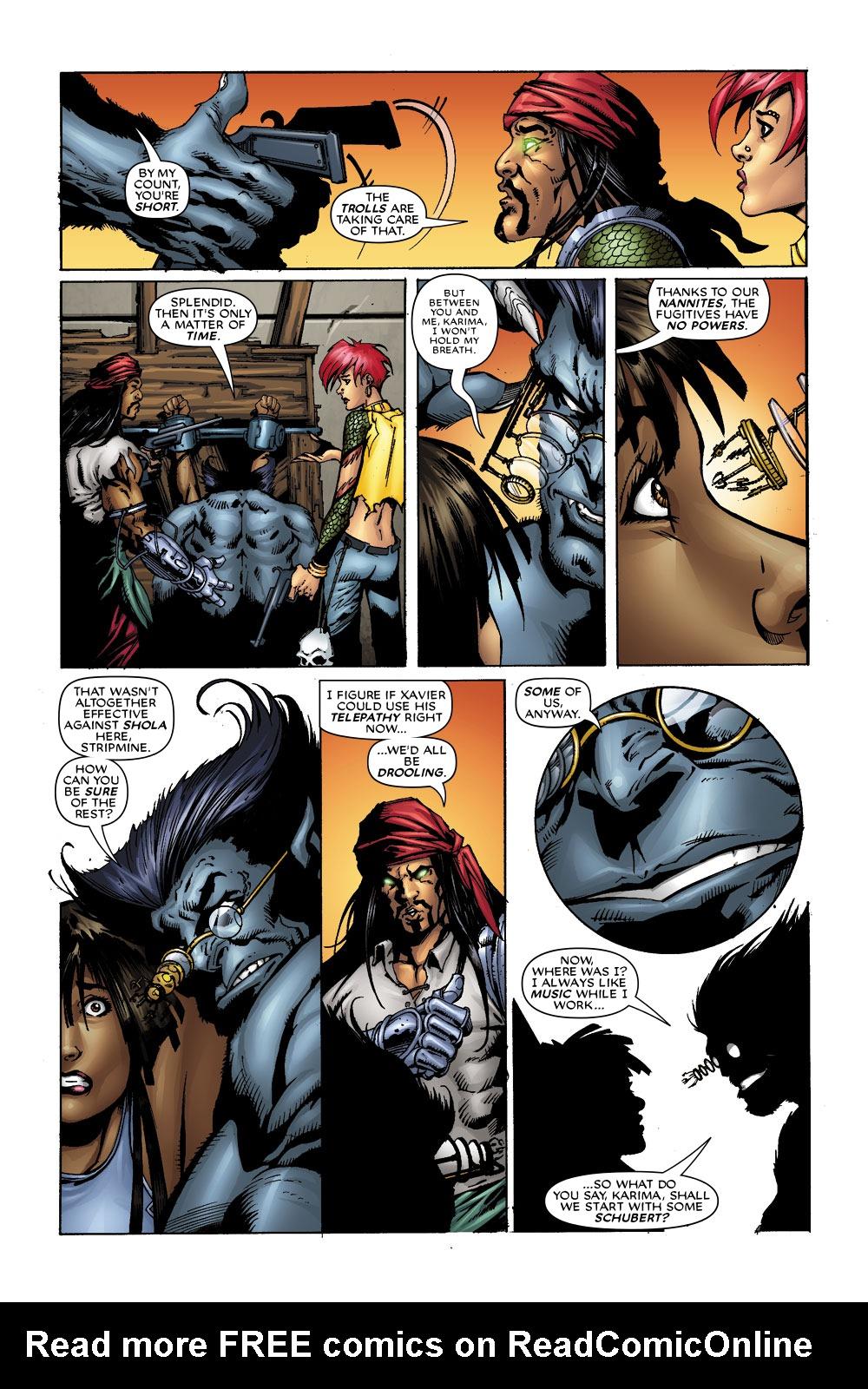 Excalibur (2004) Issue #7 #7 - English 9