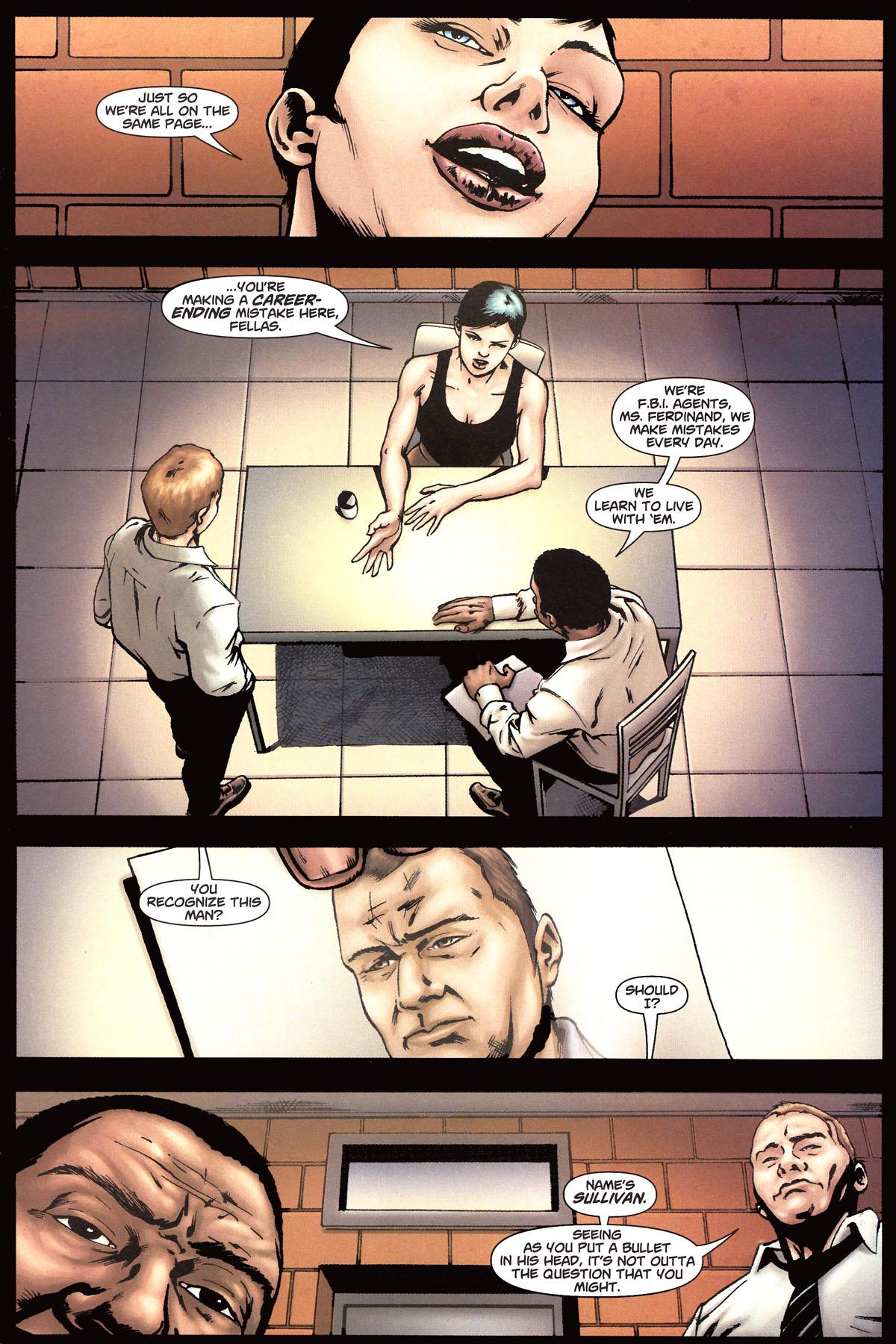 Read online Martian Manhunter (2006) comic -  Issue #6 - 5