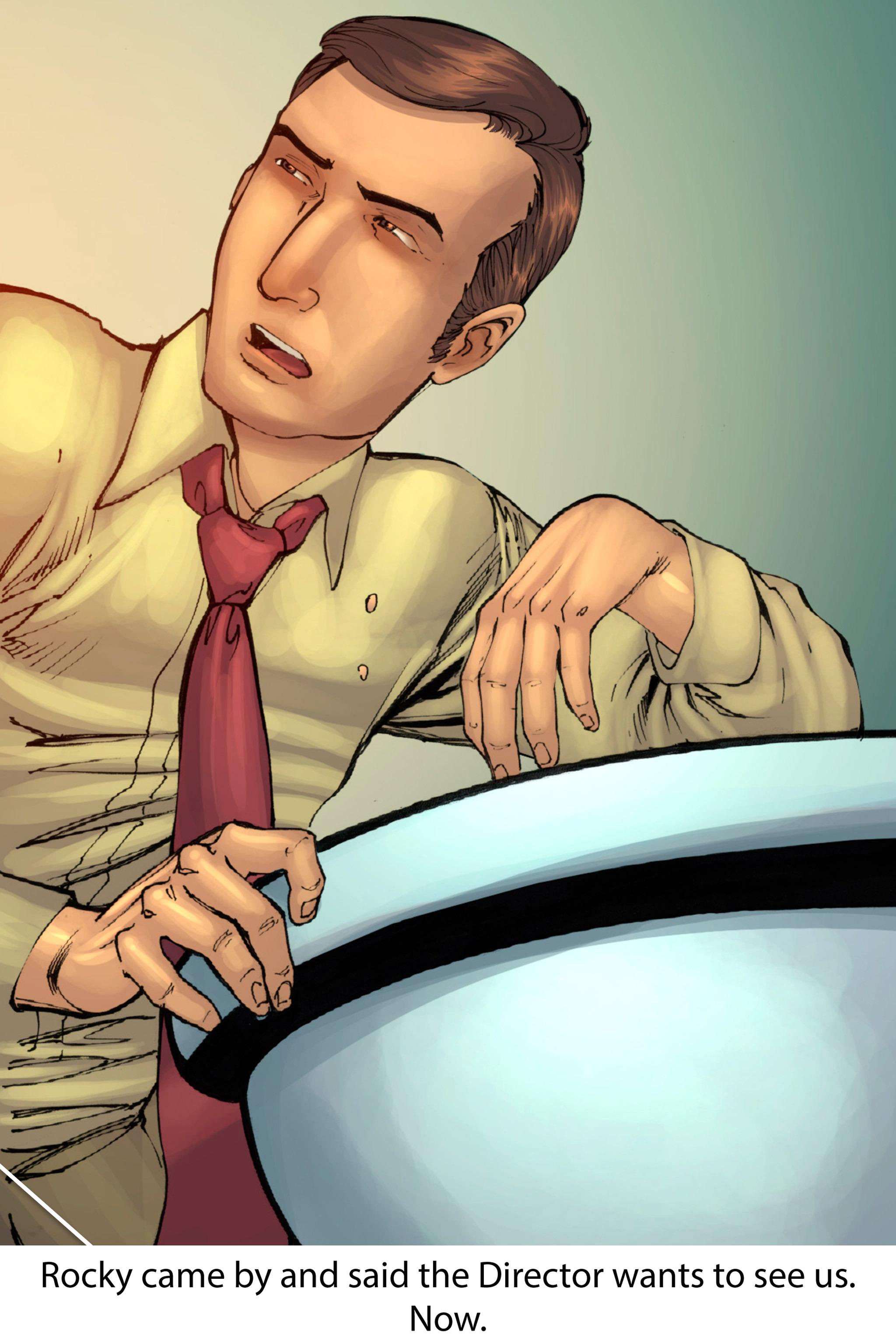 Read online Z-Men comic -  Issue #1 - 74