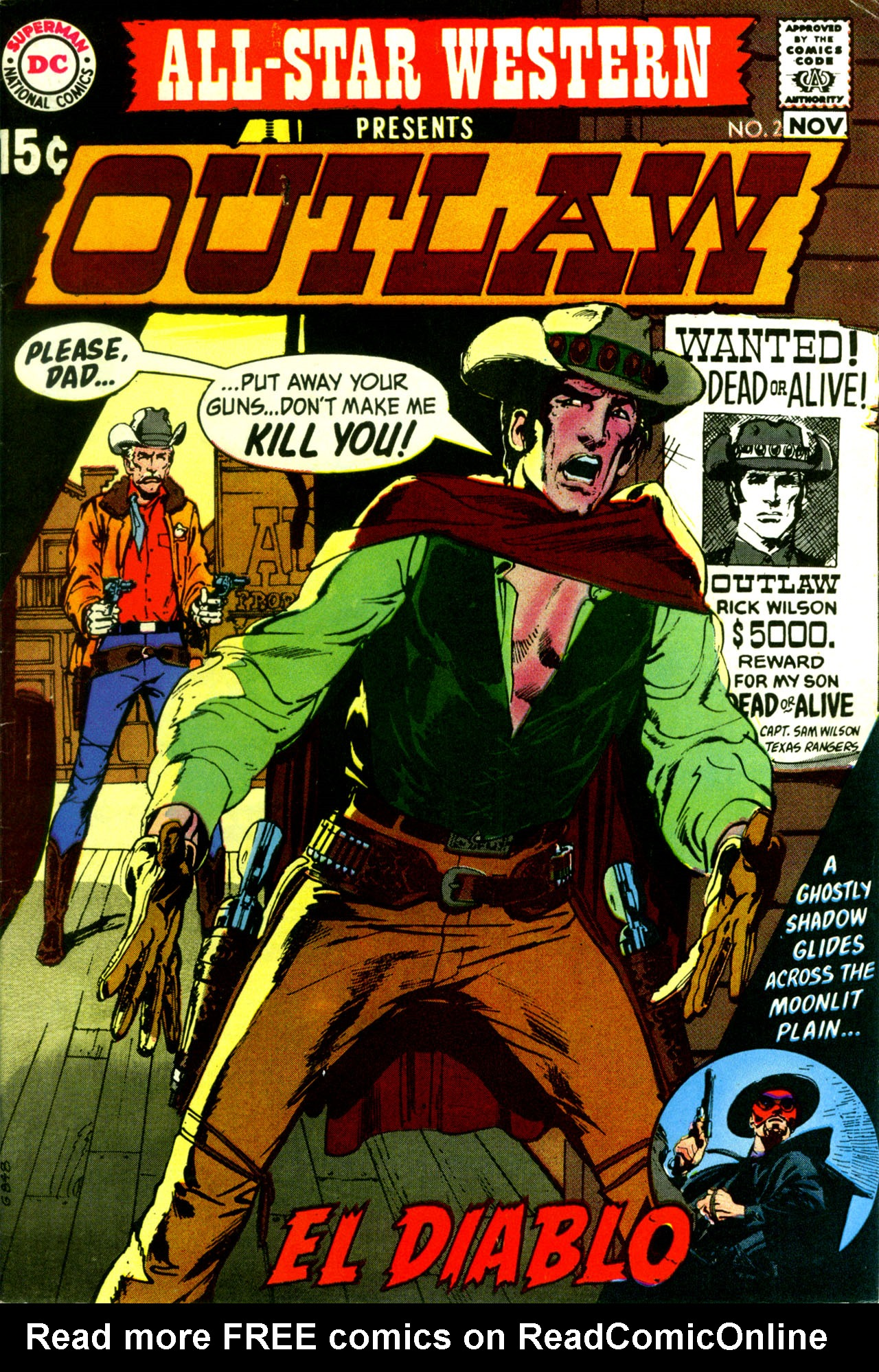 All-Star Western (1970) 2 Page 1