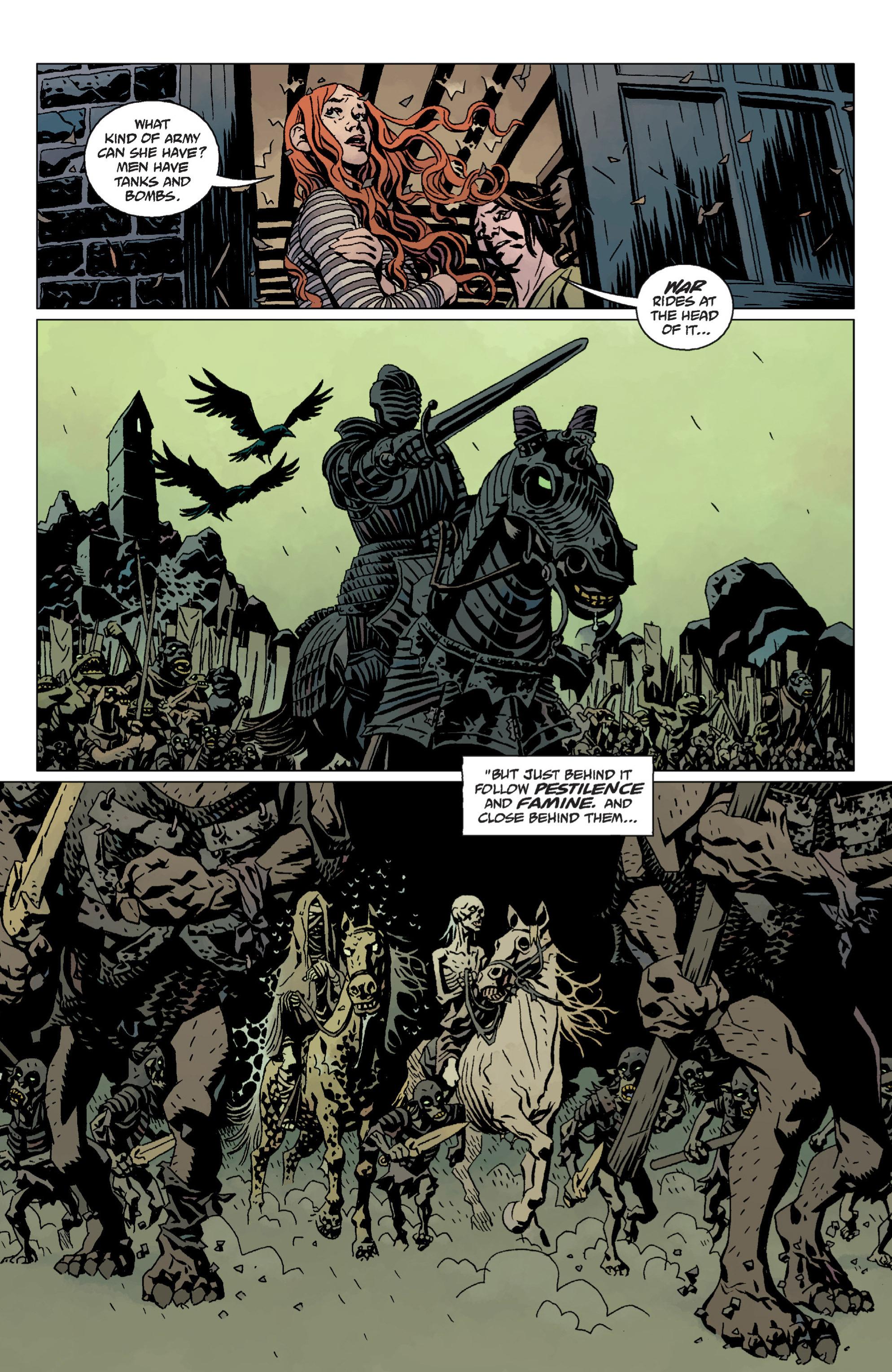 Hellboy chap 12 pic 115