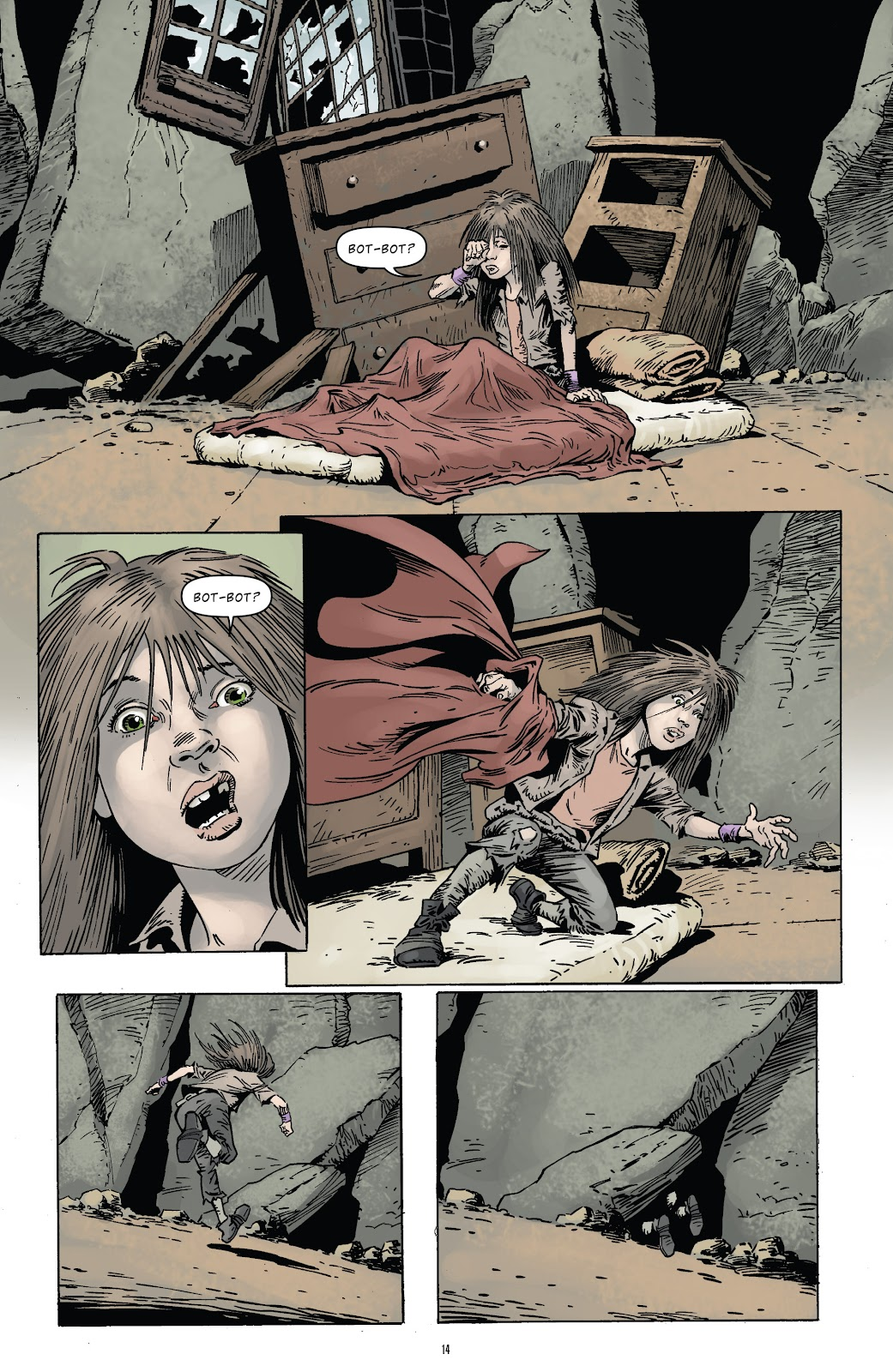 Zombies vs Robots (2015) Issue #5 Page 15