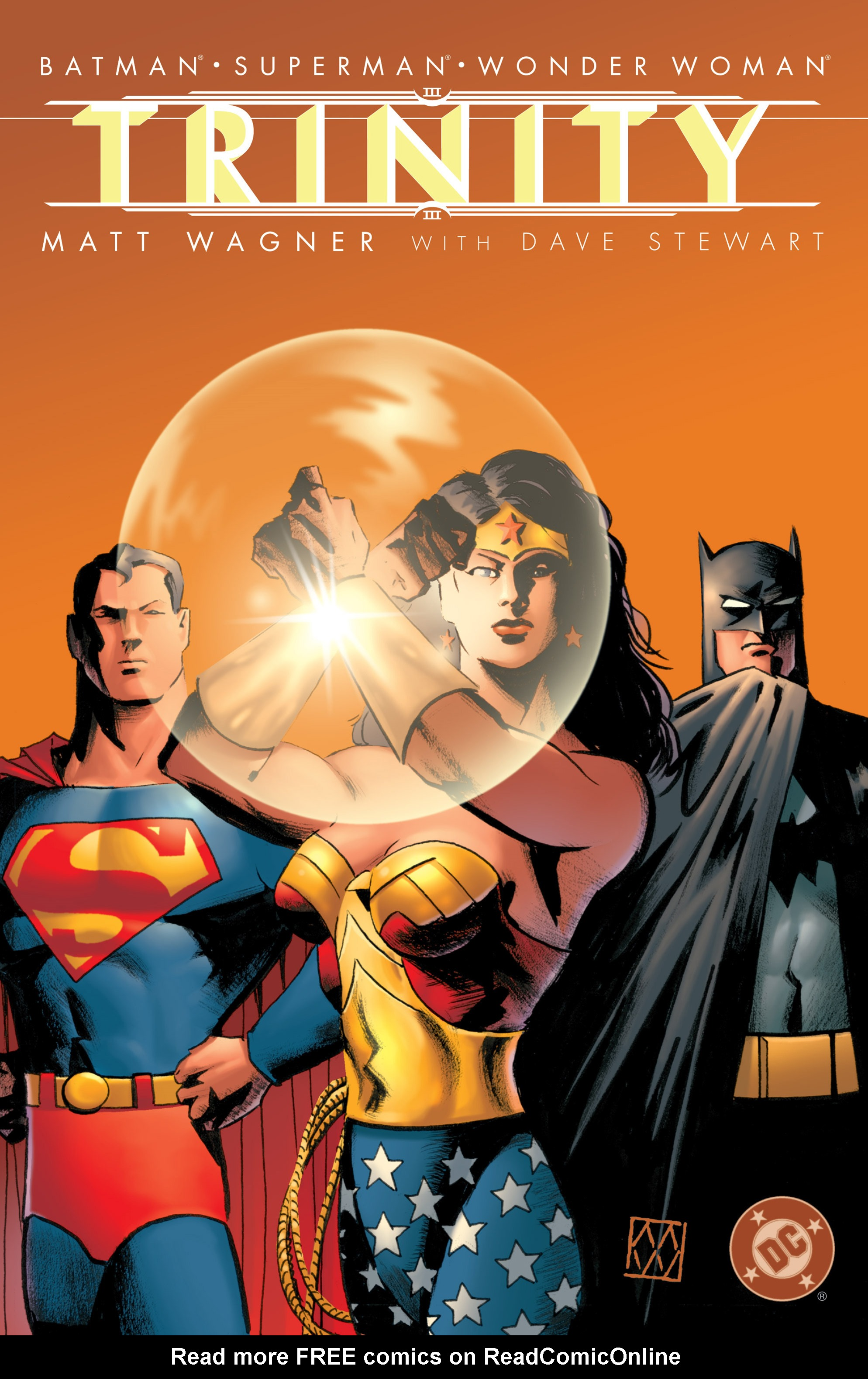 Batman/Superman/Wonder Woman: Trinity 3 Page 1
