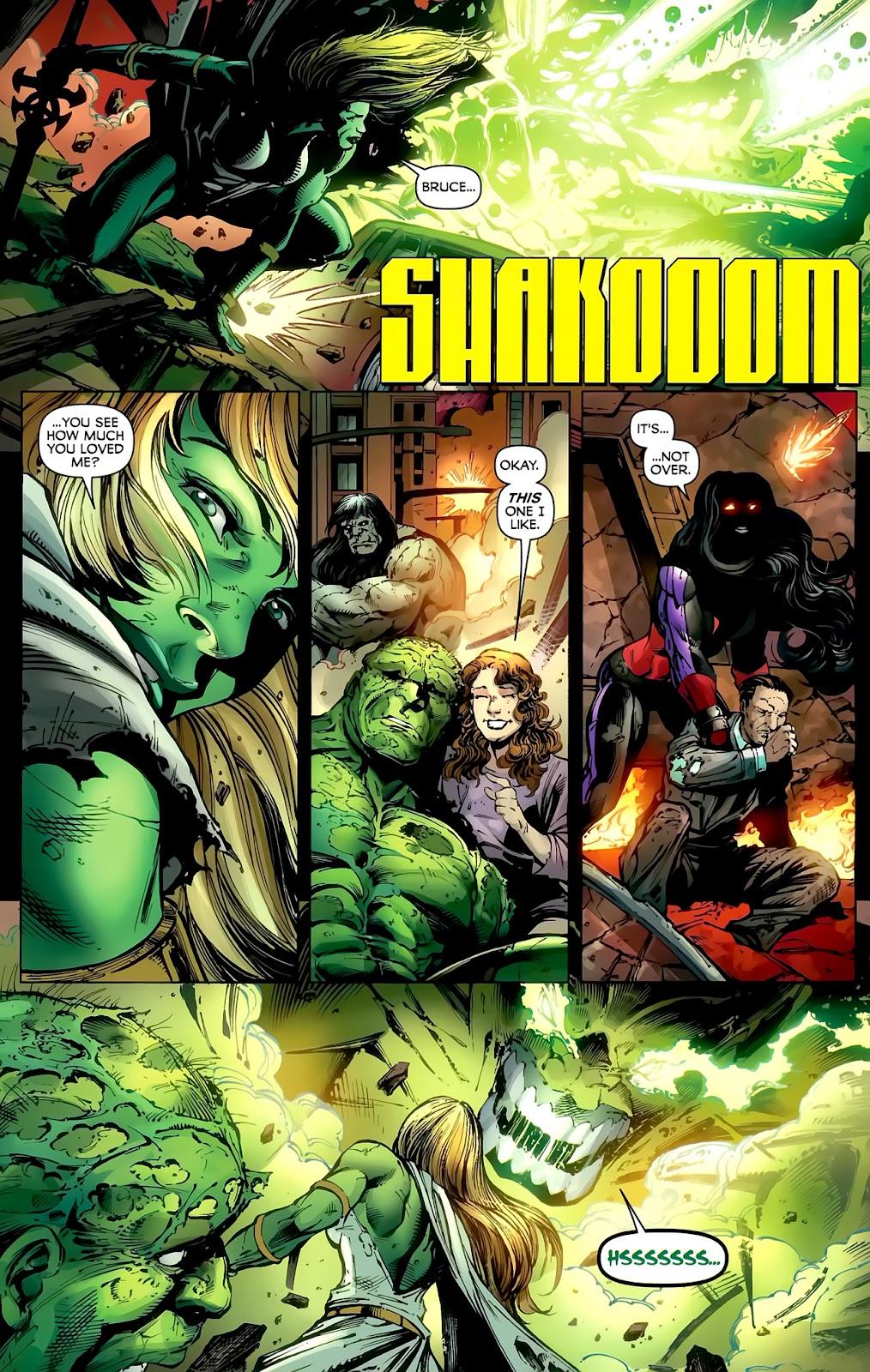 Incredible Hulks (2010) Issue #620 #10 - English 15