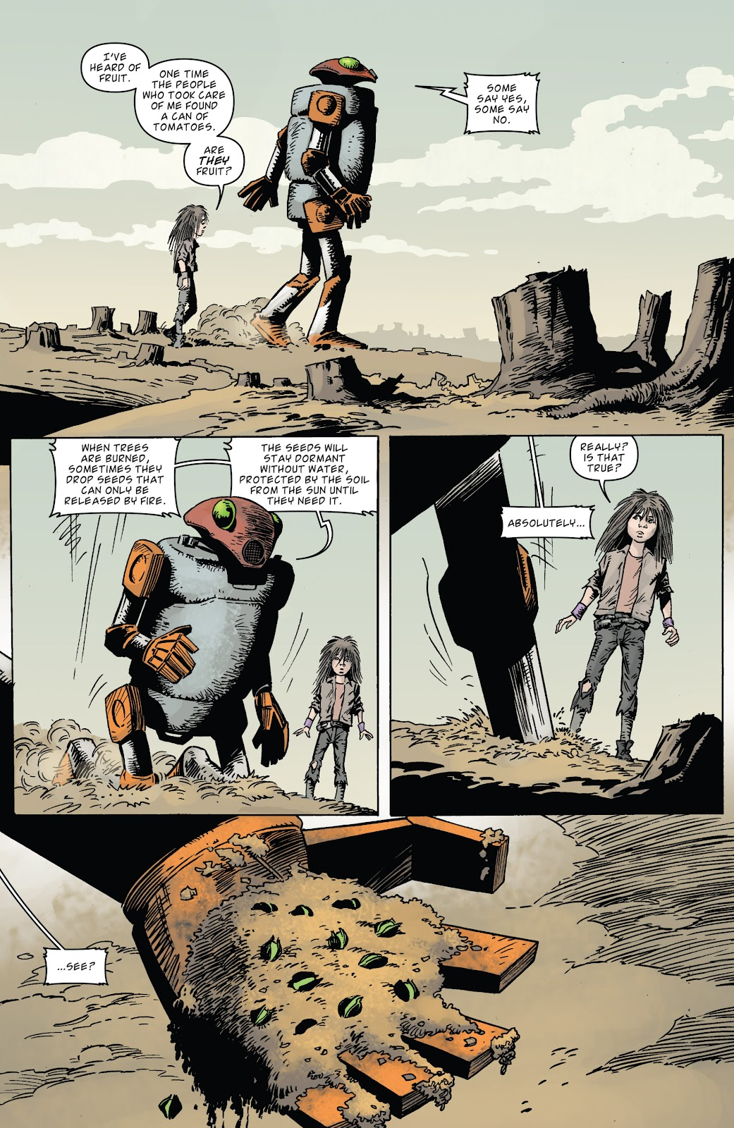Zombies vs Robots (2015) Issue #5 Page 18