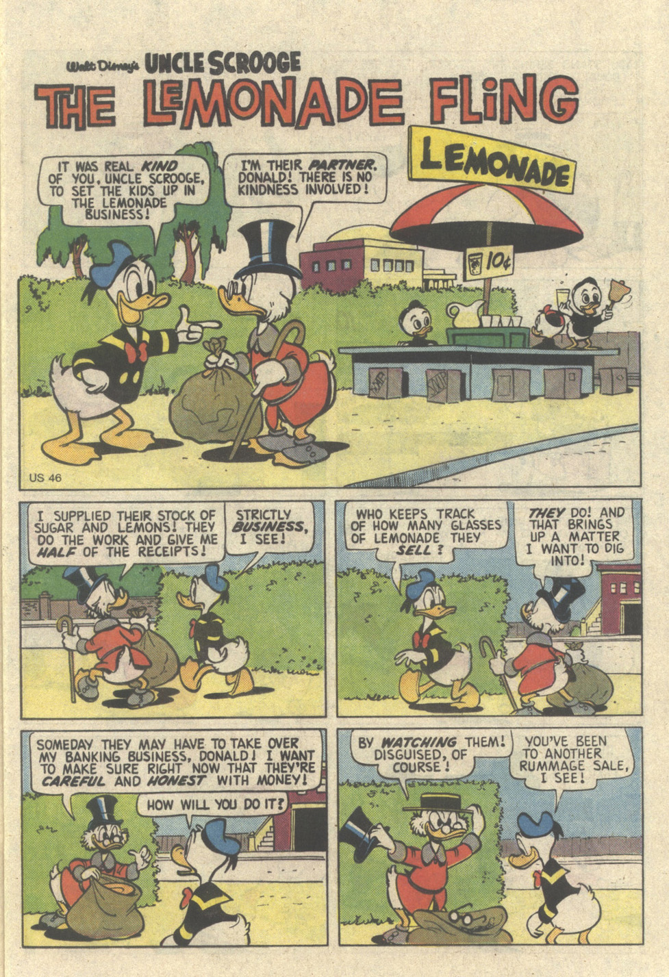 Uncle Scrooge (1953) Issue #225 #225 - English 13