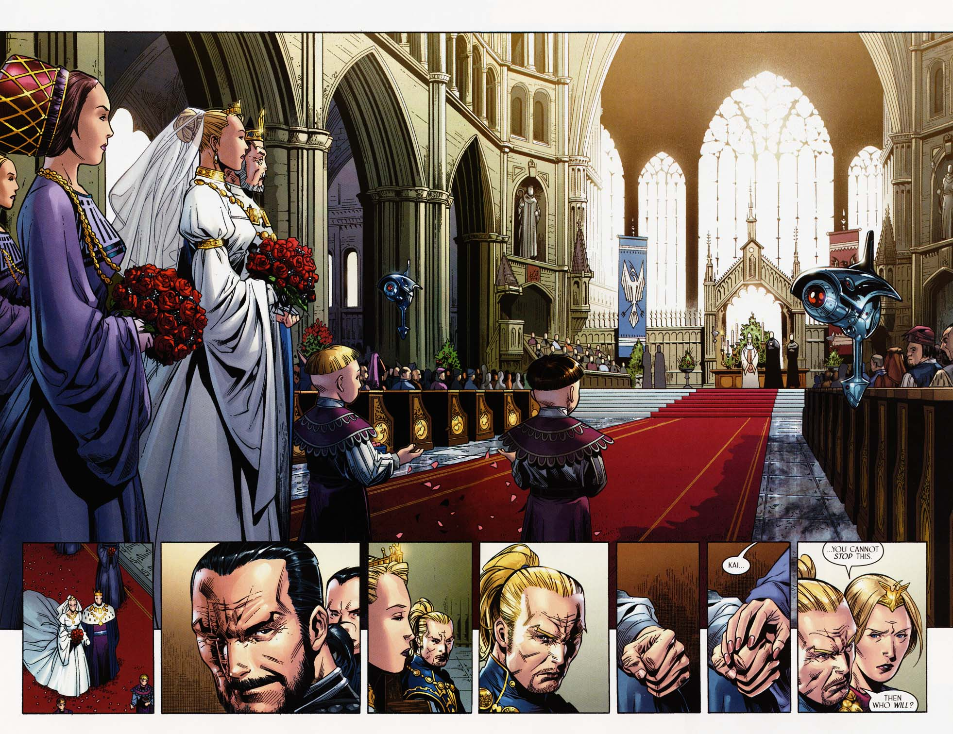 Read online Scion comic -  Issue #35 - 13