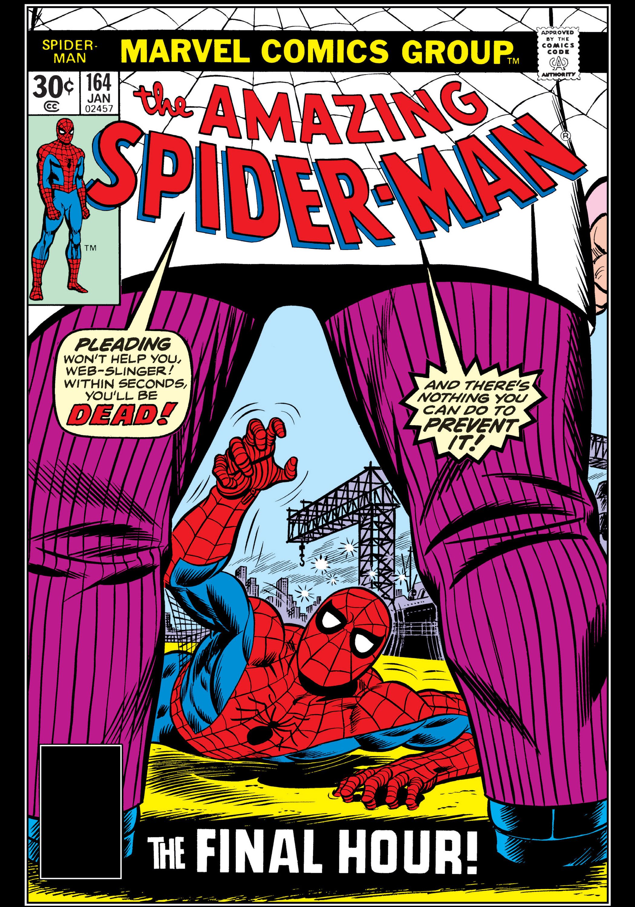 The Amazing Spider-Man (1963) 164 Page 1