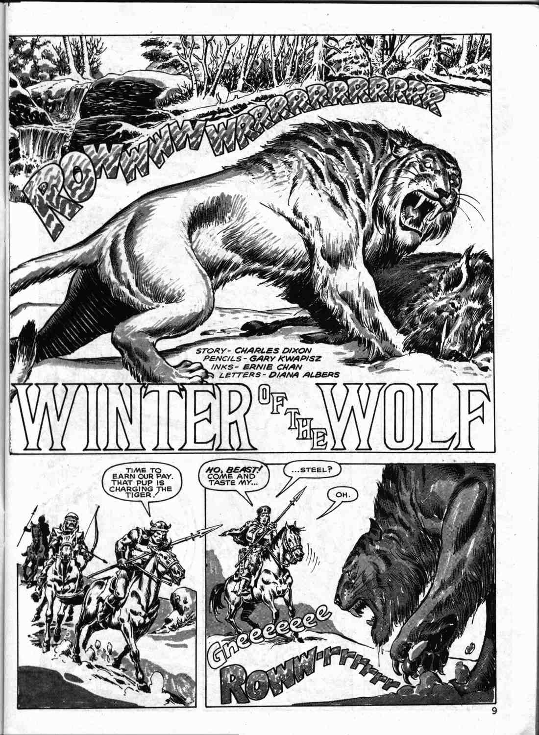 The Savage Sword Of Conan Issue #133 #134 - English 8