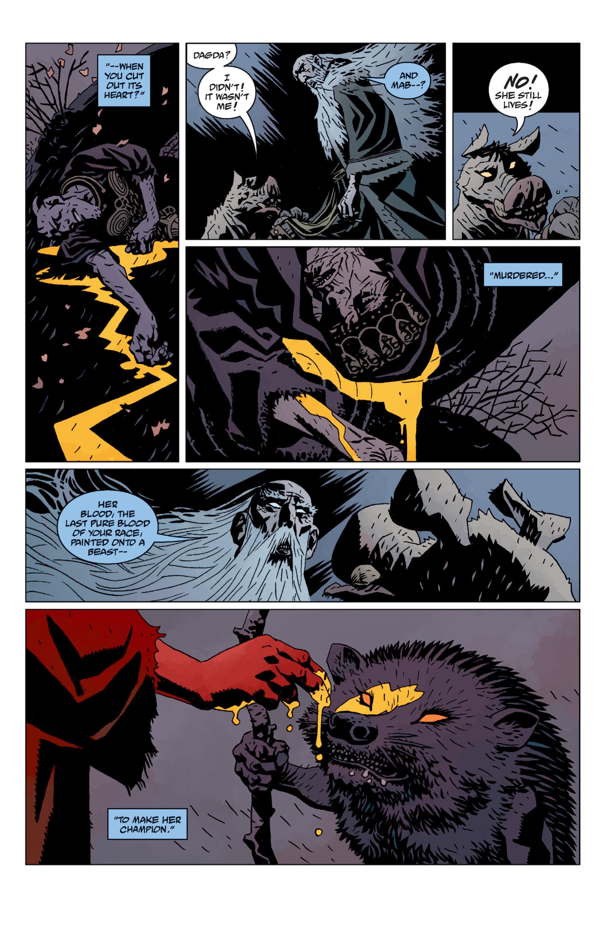 Hellboy chap 12 pic 40