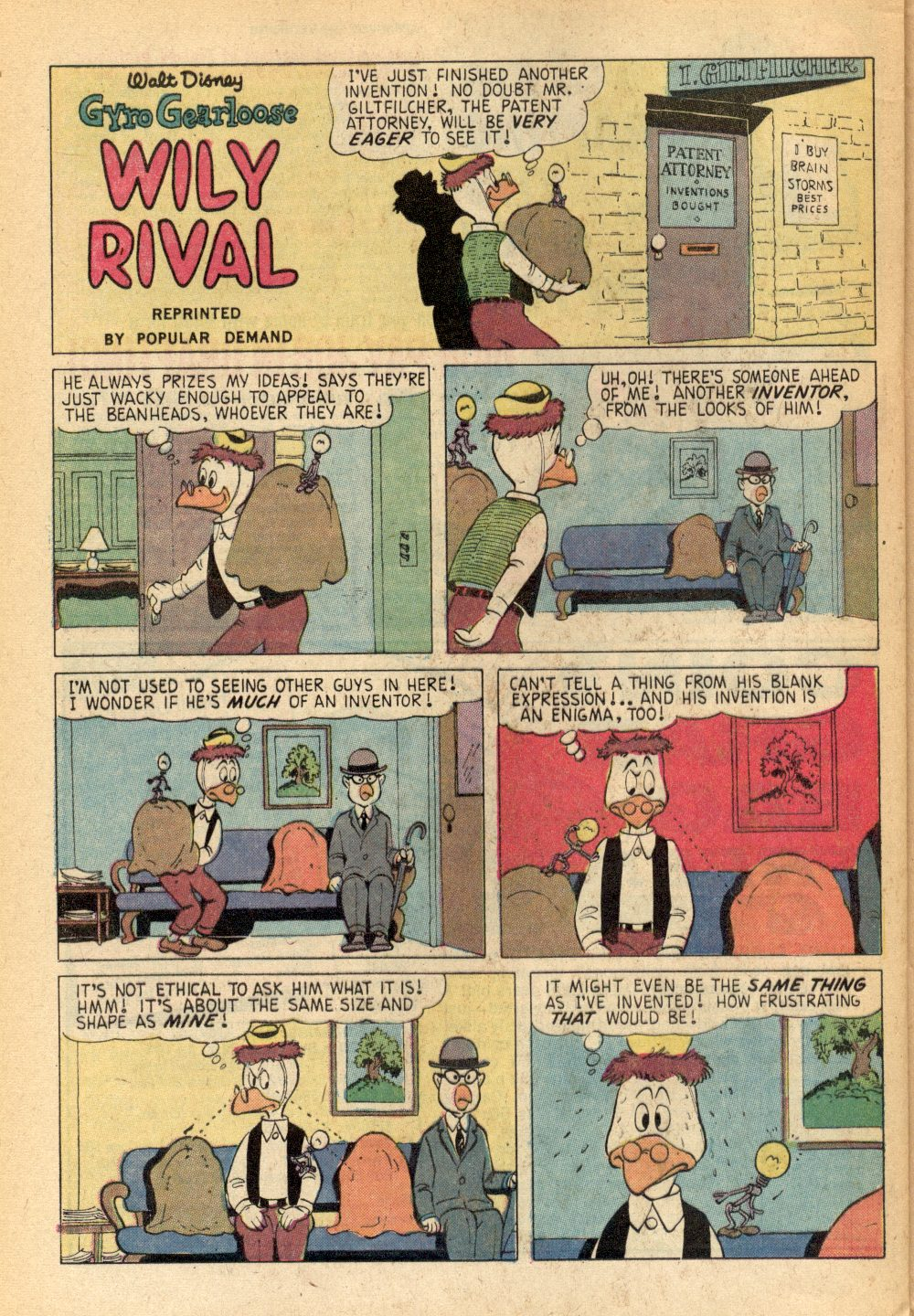 Uncle Scrooge (1953) Issue #93 #93 - English 24
