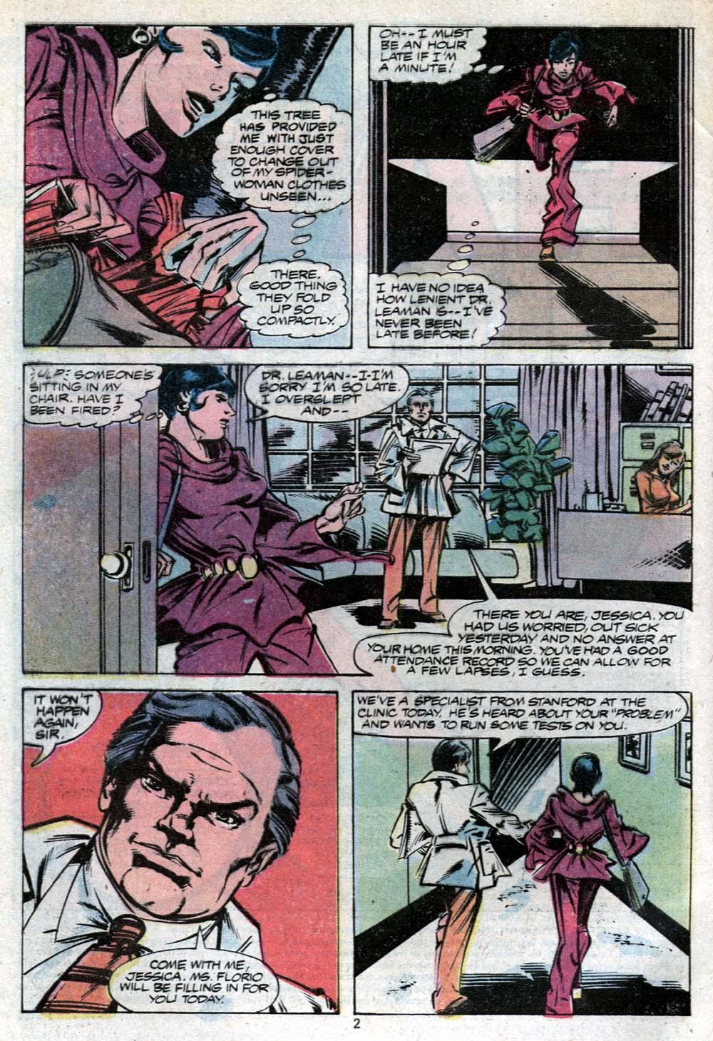 Spider-Woman (1978) #16 #35 - English 3