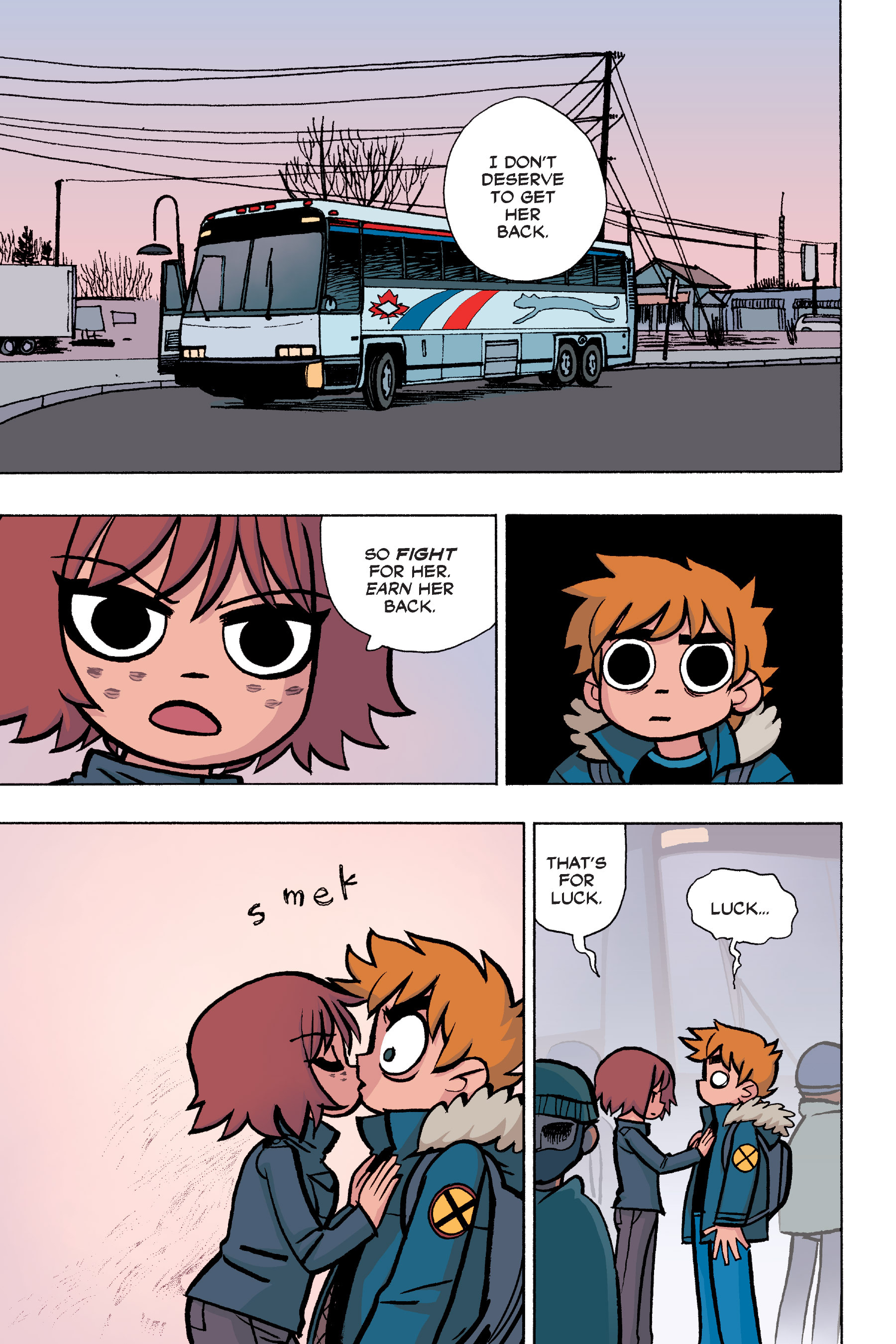 Read online Scott Pilgrim comic -  Issue #6 - 90