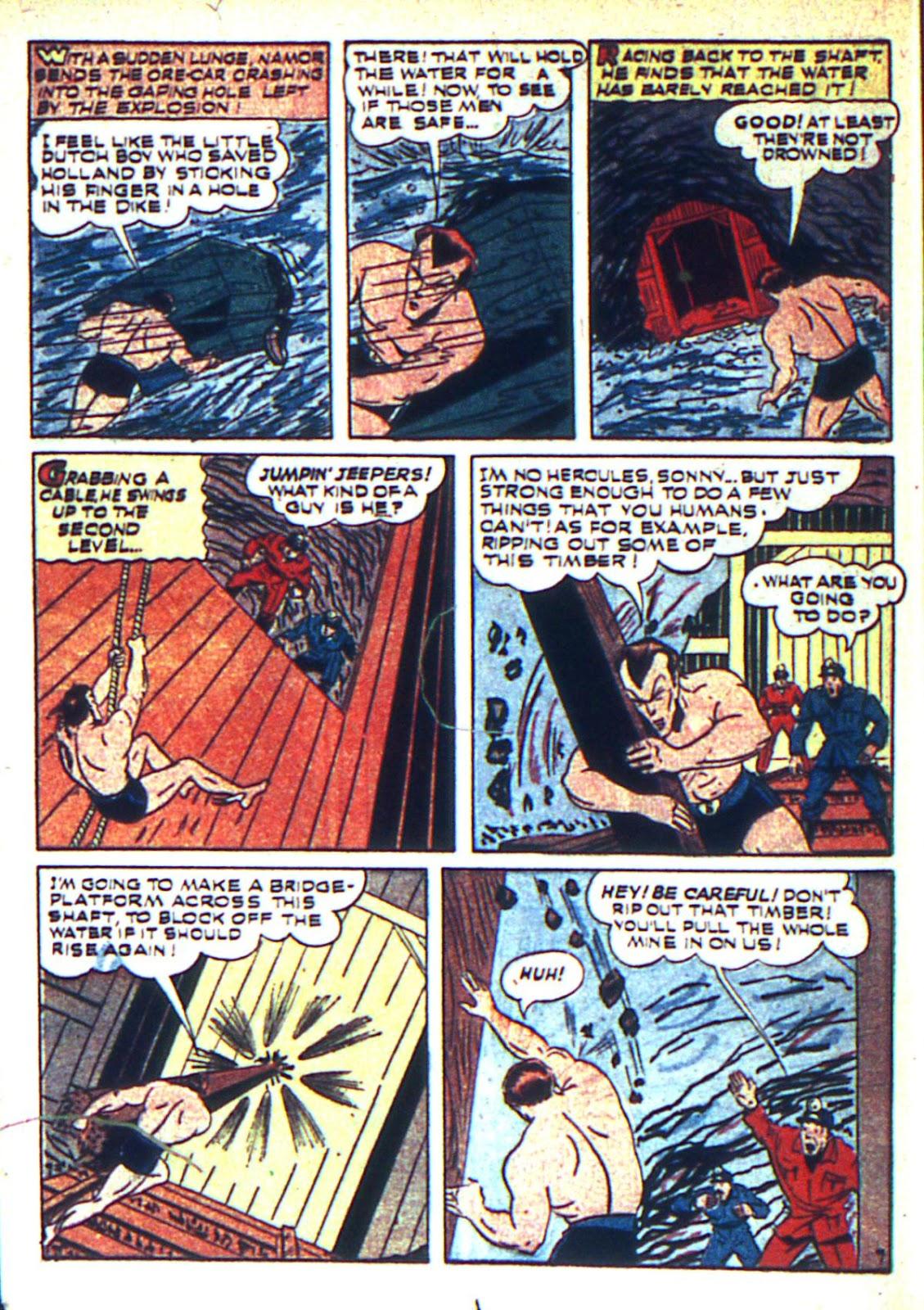 Sub-Mariner Comics Issue #2 #2 - English 30