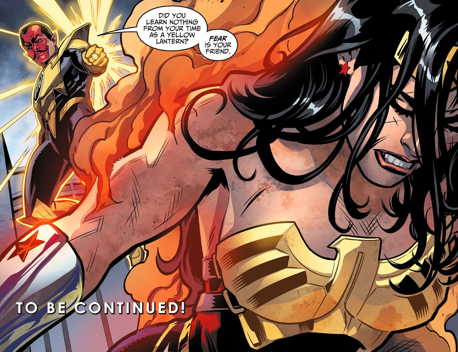 Injustice: Gods Among Us Year Four Issue #9 #10 - English 22