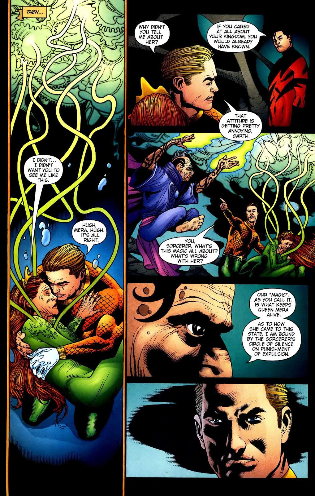 Aquaman (2003) Issue #34 #34 - English 6