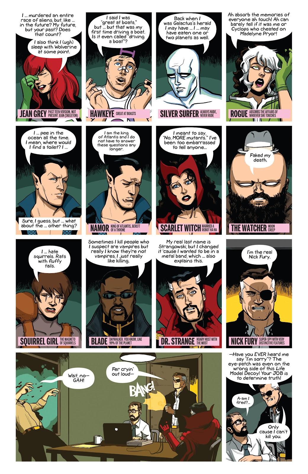 Original Sins Issue #5 #5 - English 22