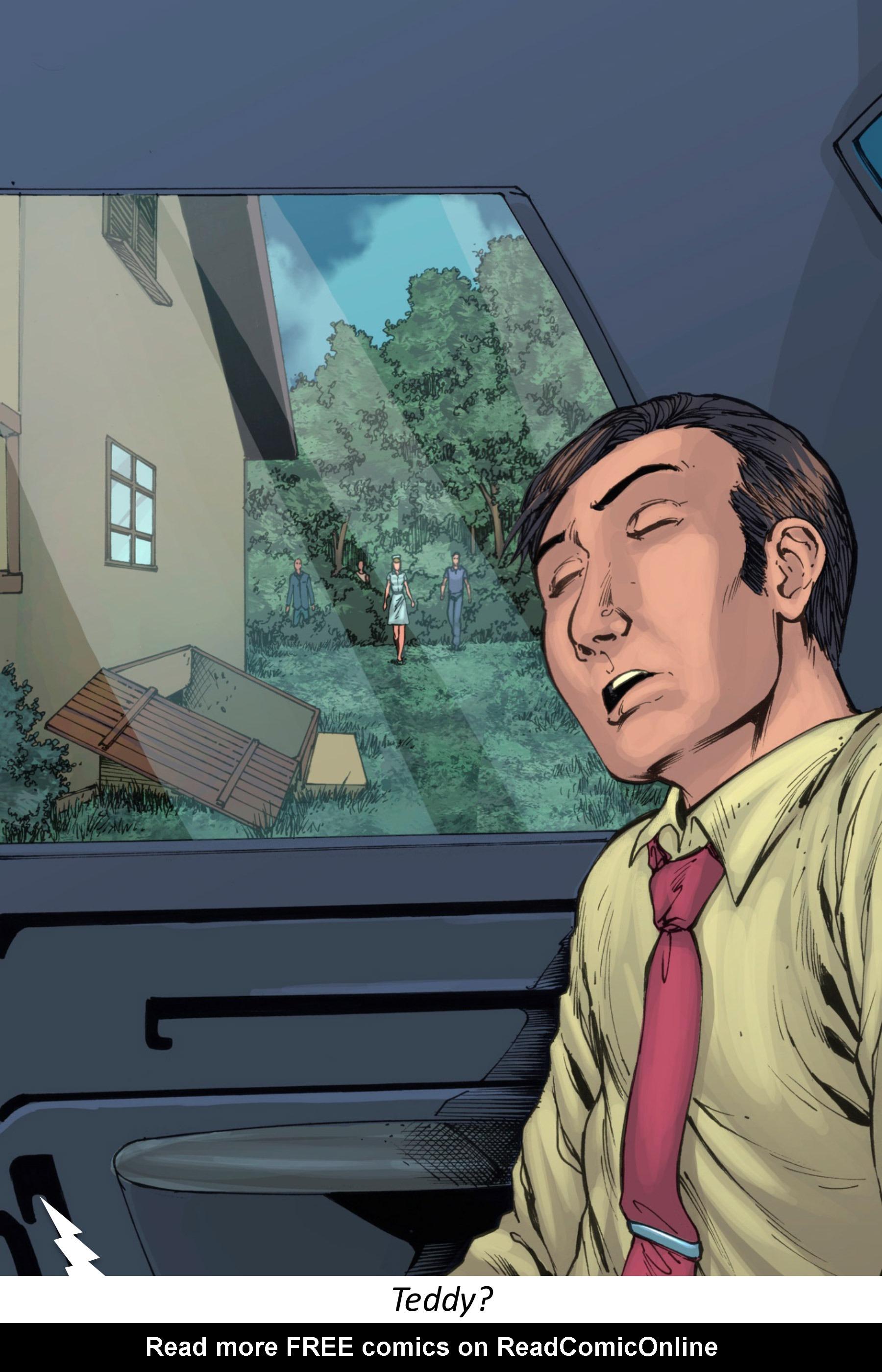 Read online Z-Men comic -  Issue #3 - 93