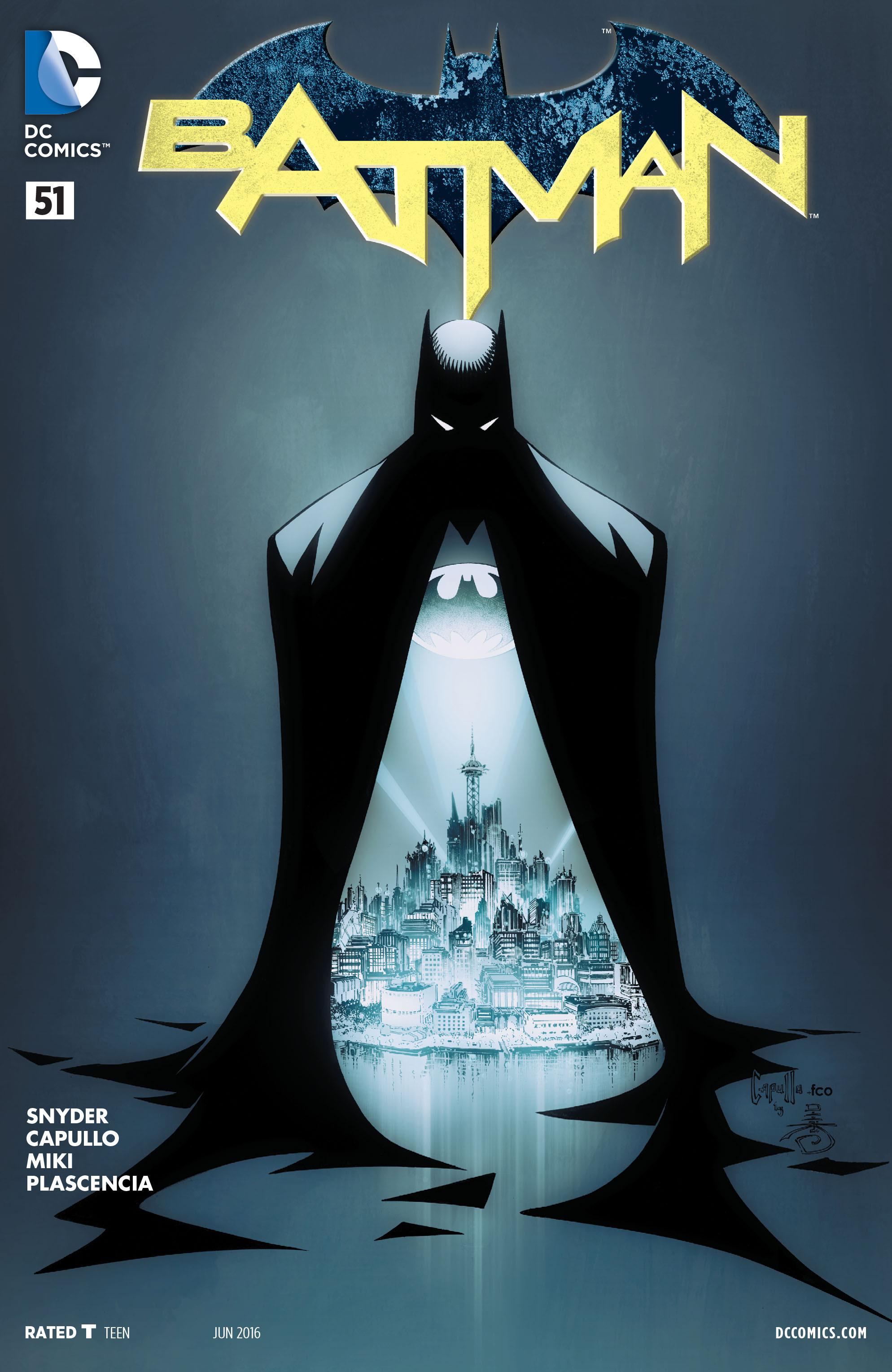 Batman (2011) #51 #74 - English 1