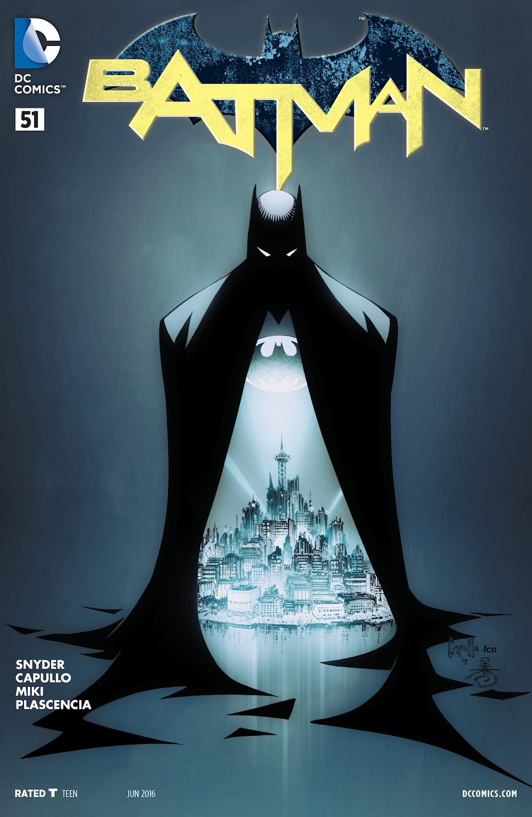 Batman (2011) Issue #51 #70 - English 1