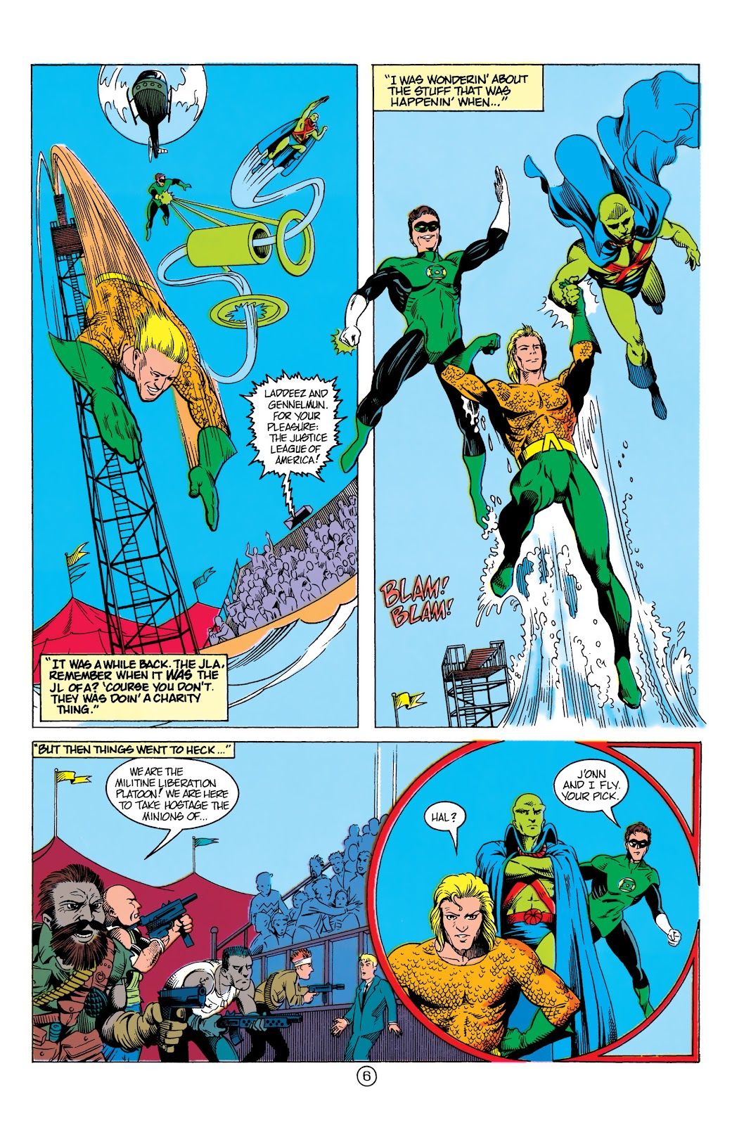 Aquaman (1991) Issue #13 #13 - English 7