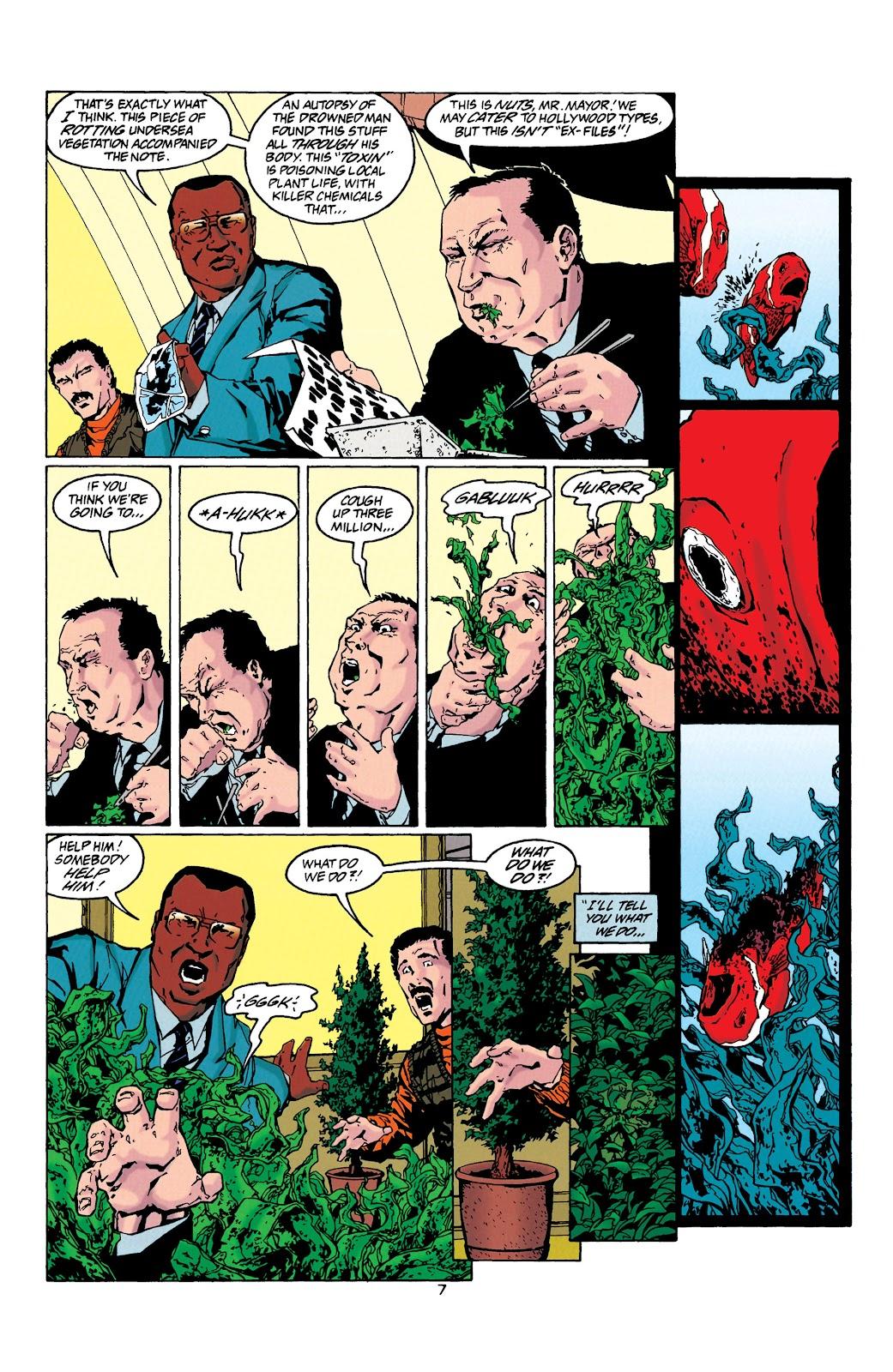 Aquaman (1994) Issue #32 #38 - English 7