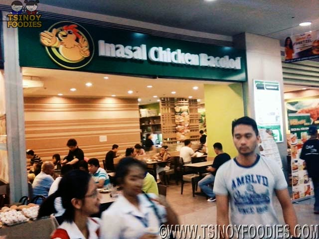 Inasal Chicken Bacolod