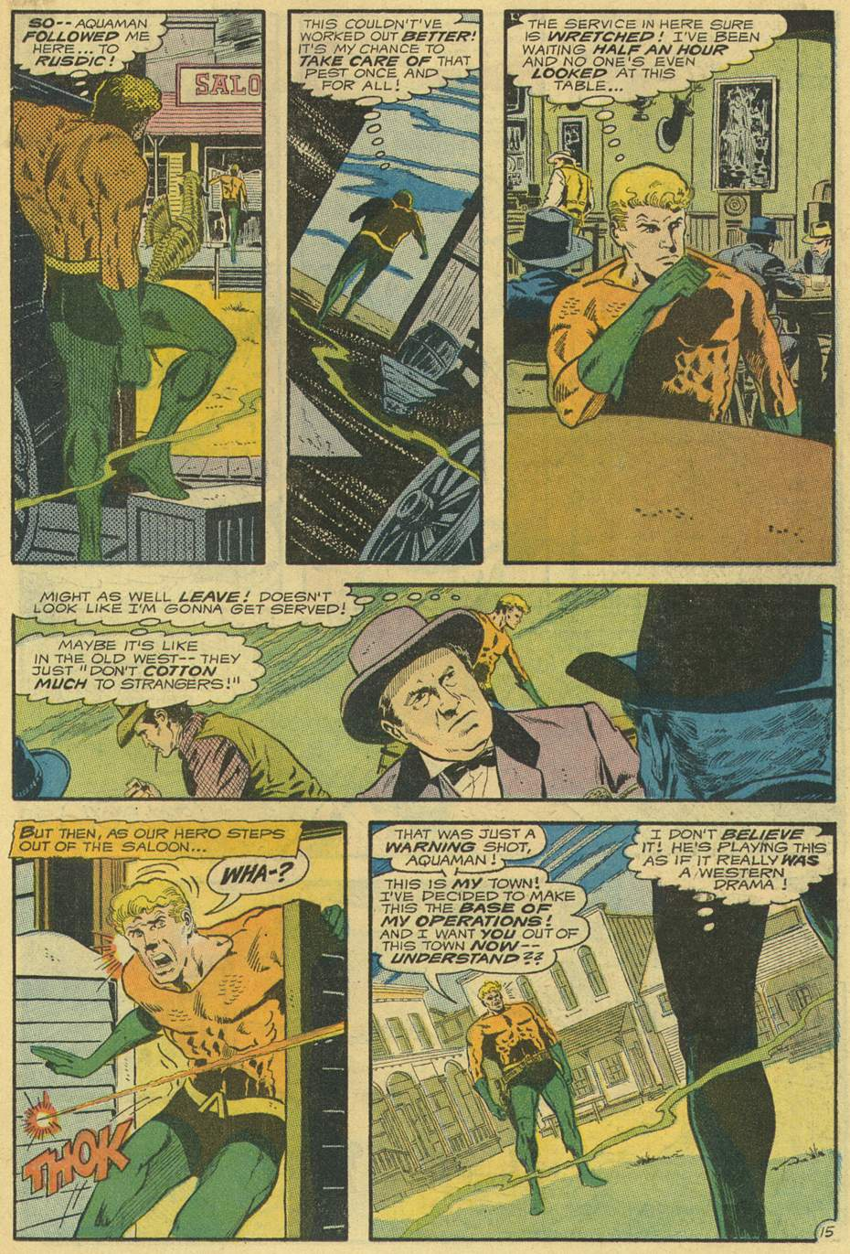 Aquaman (1962) Issue #54 #54 - English 19