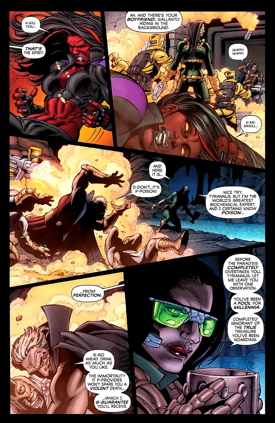 Incredible Hulks (2010) Issue #630 #20 - English 11