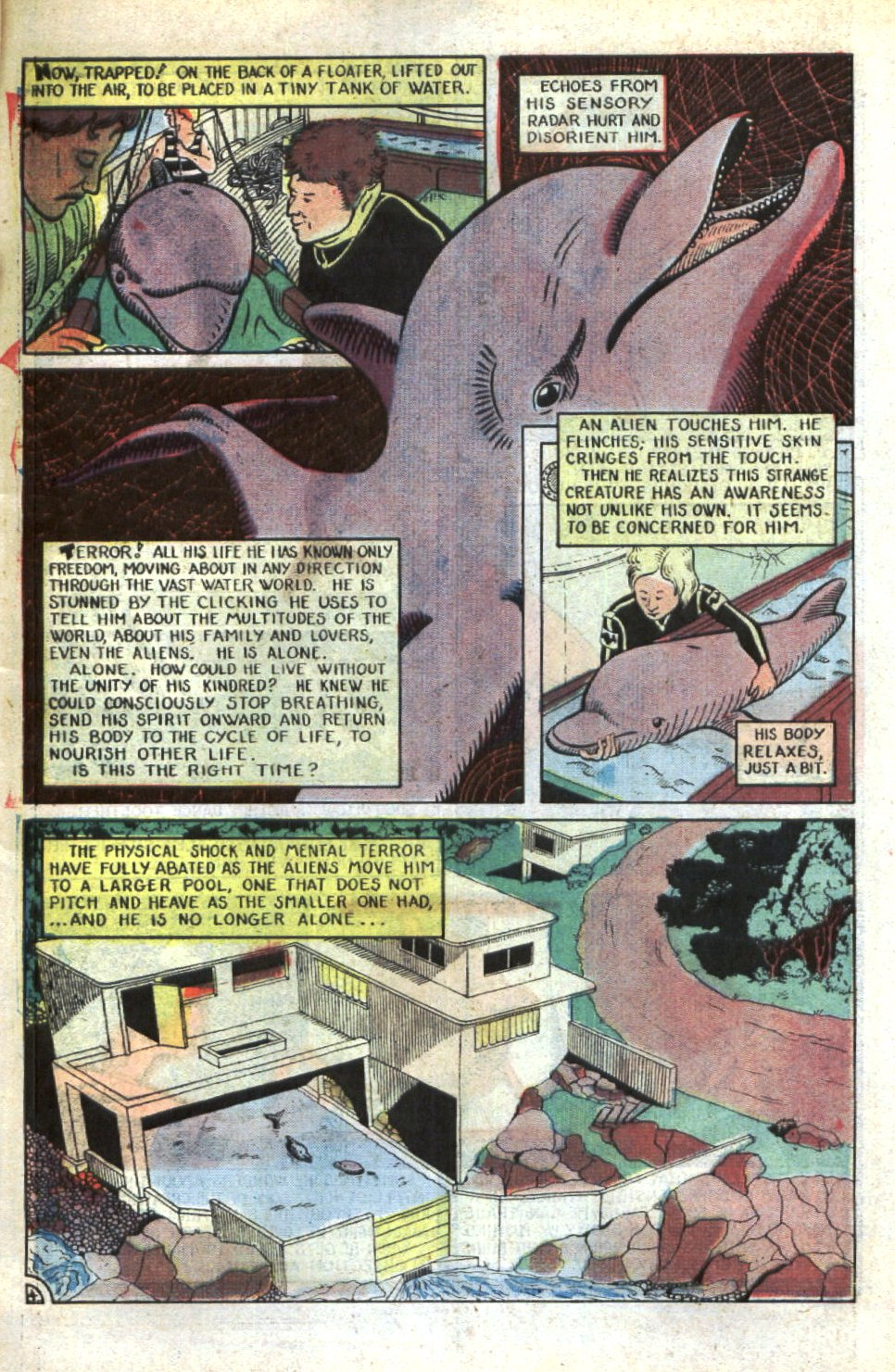 Read online Scary Tales comic -  Issue #37 - 27