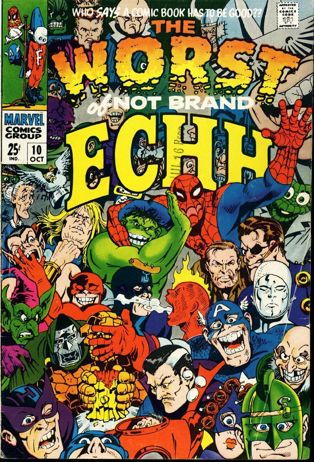 Not Brand Echh #10 #5 - English 1