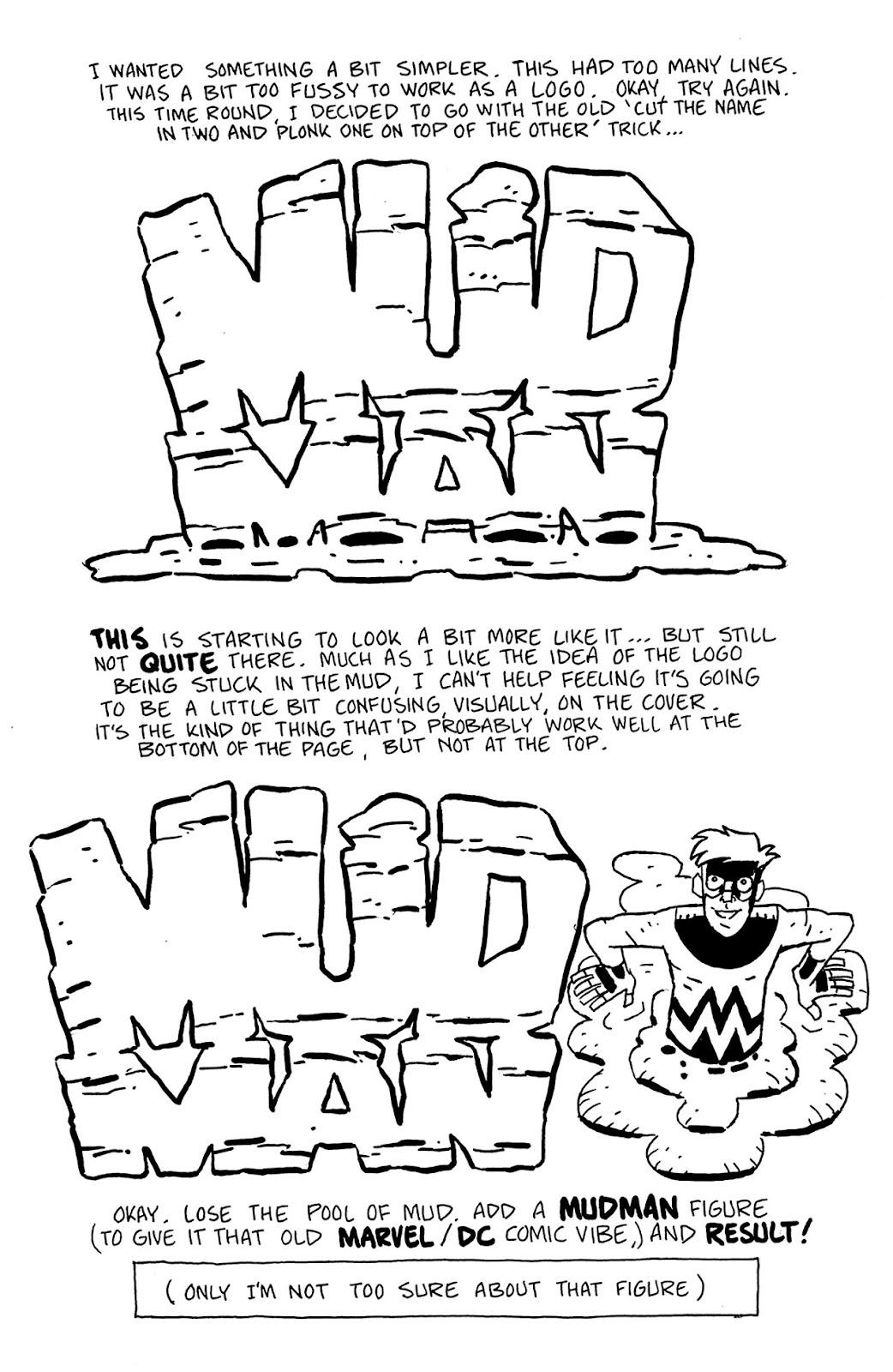 Mudman Issue #2 #2 - English 31