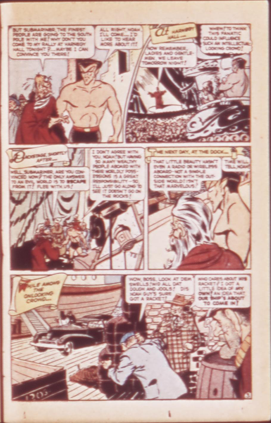 Sub-Mariner Comics Issue #19 #19 - English 31