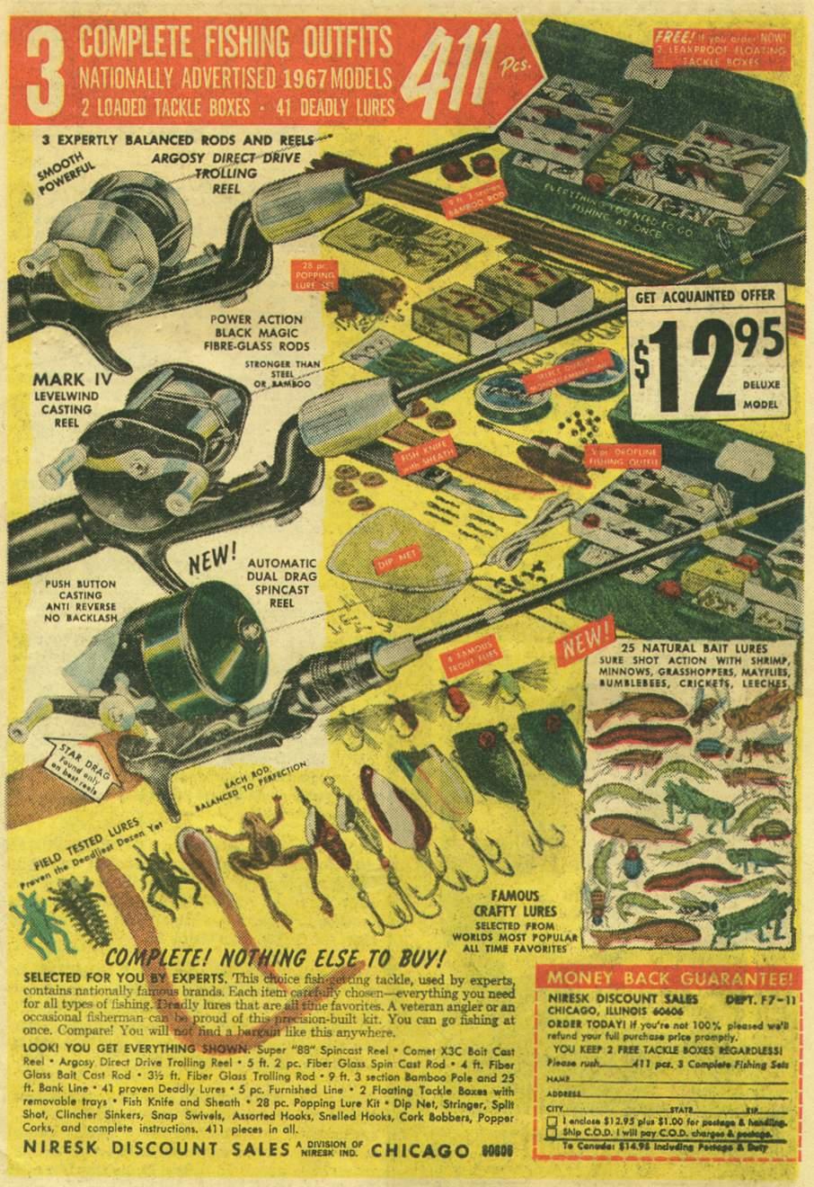 Aquaman (1962) Issue #33 #33 - English 33