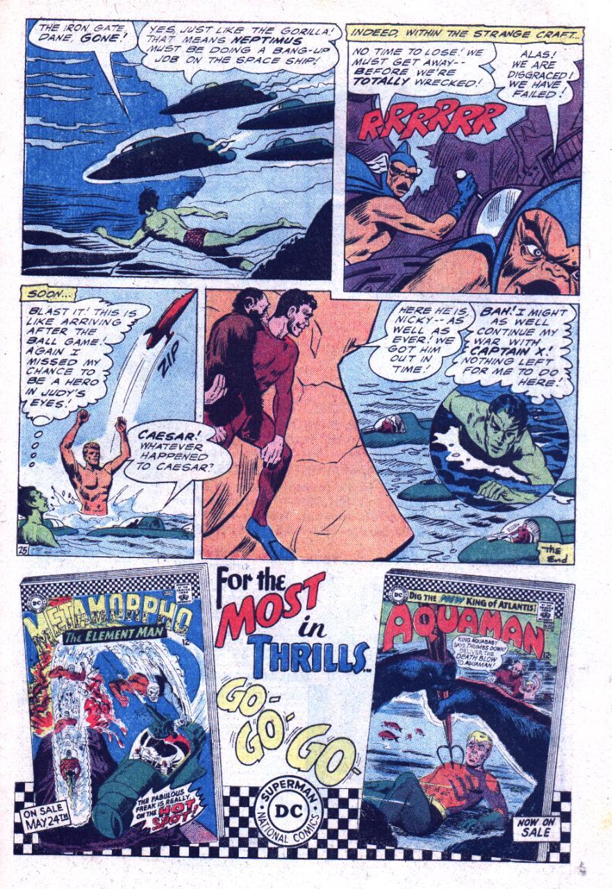 Read online Sea Devils comic -  Issue #30 - 34