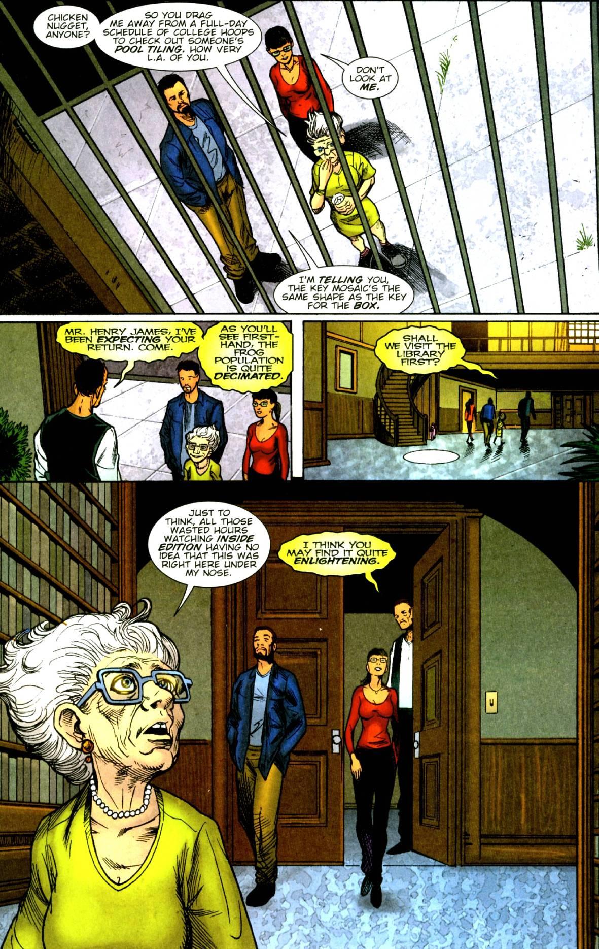 The Exterminators 19 Page 3